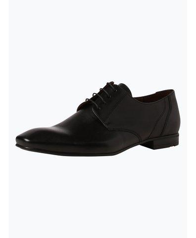 Męskie buty sznurowane ze skóry – Powell