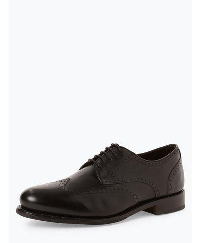 Męskie buty ze skóry – Levet