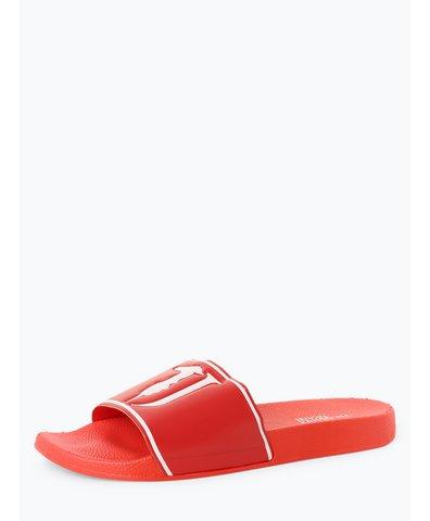 Męskie pantofle kąpielowe