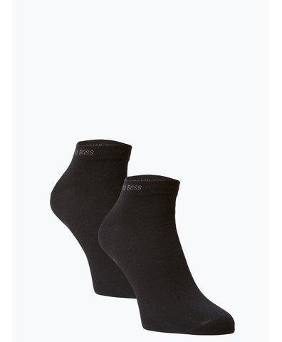 Męskie skarpety do obuwia sportowego pakowane po 2 szt.