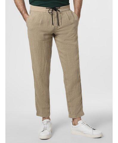 Męskie spodnie lniane – Symoon1
