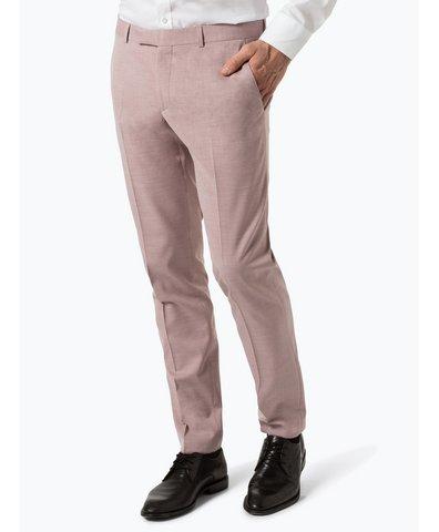 Męskie spodnie od garnituru modułowego – Black Label – Kalifonia