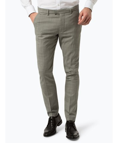 Męskie spodnie od garnituru modułowego – Piet