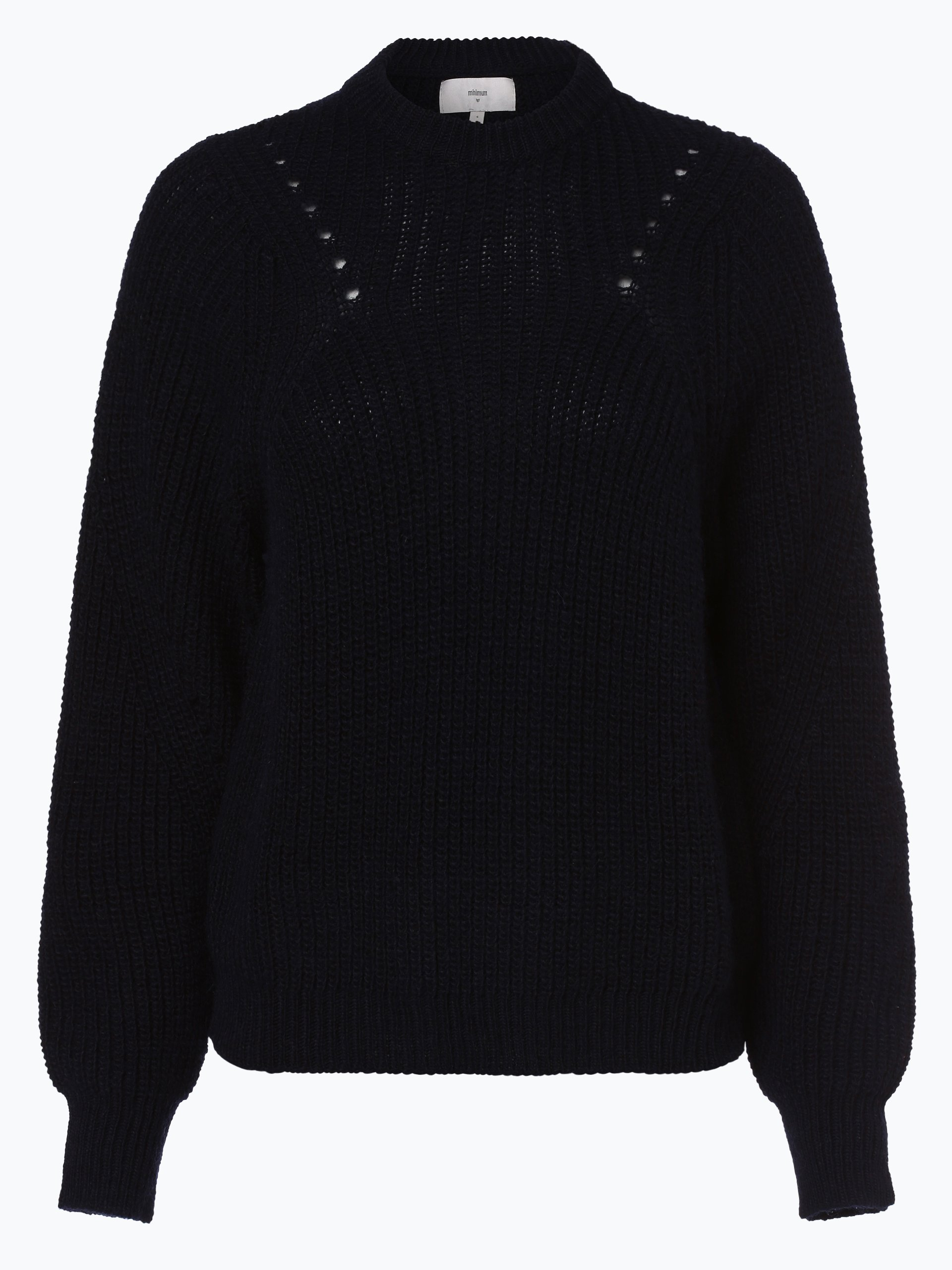 Minimum Damen Pullover mit Alpaka-Anteil - Allirea