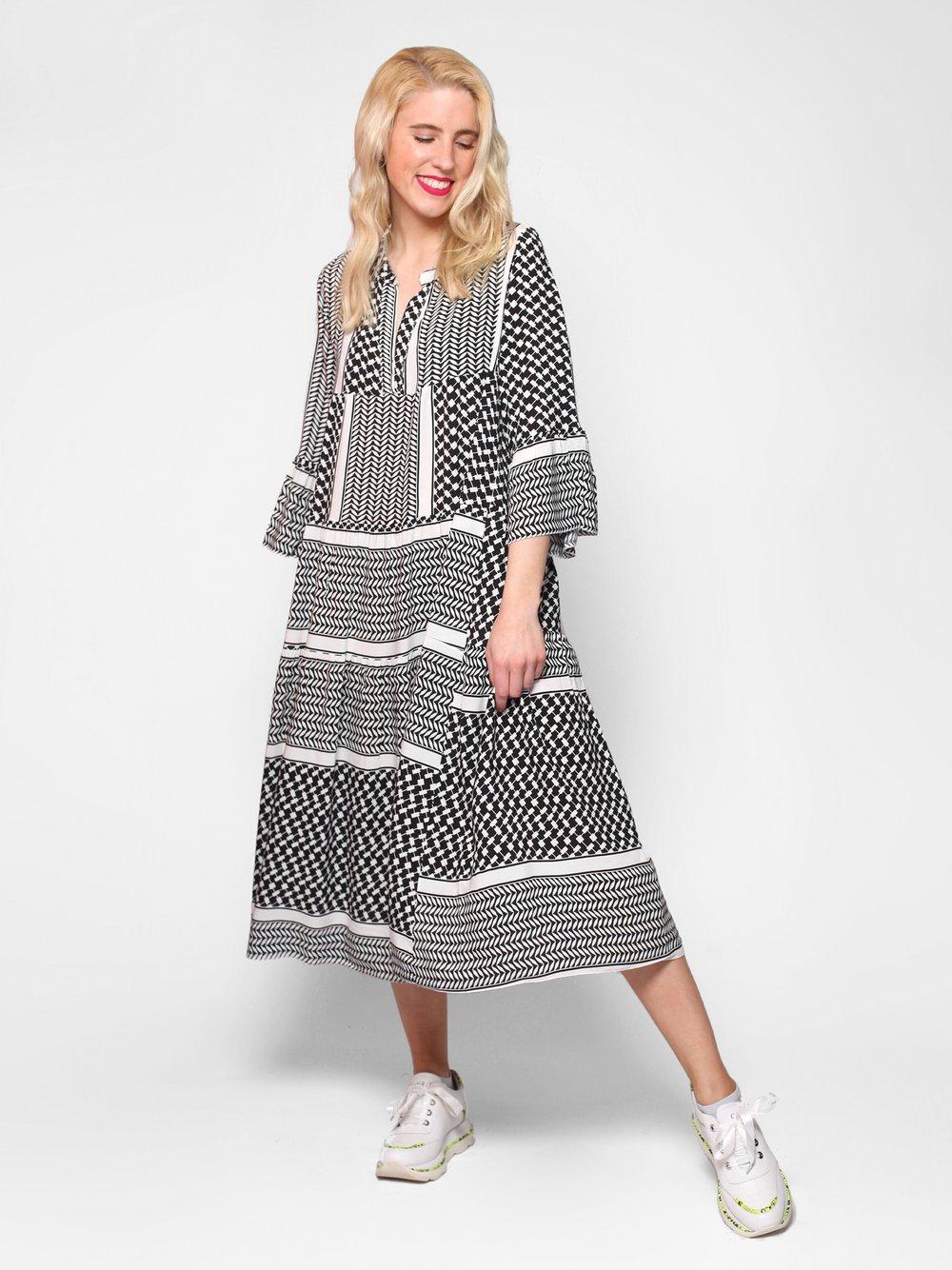 miss goodlife damen sommerkleid - pali pattern online kaufen
