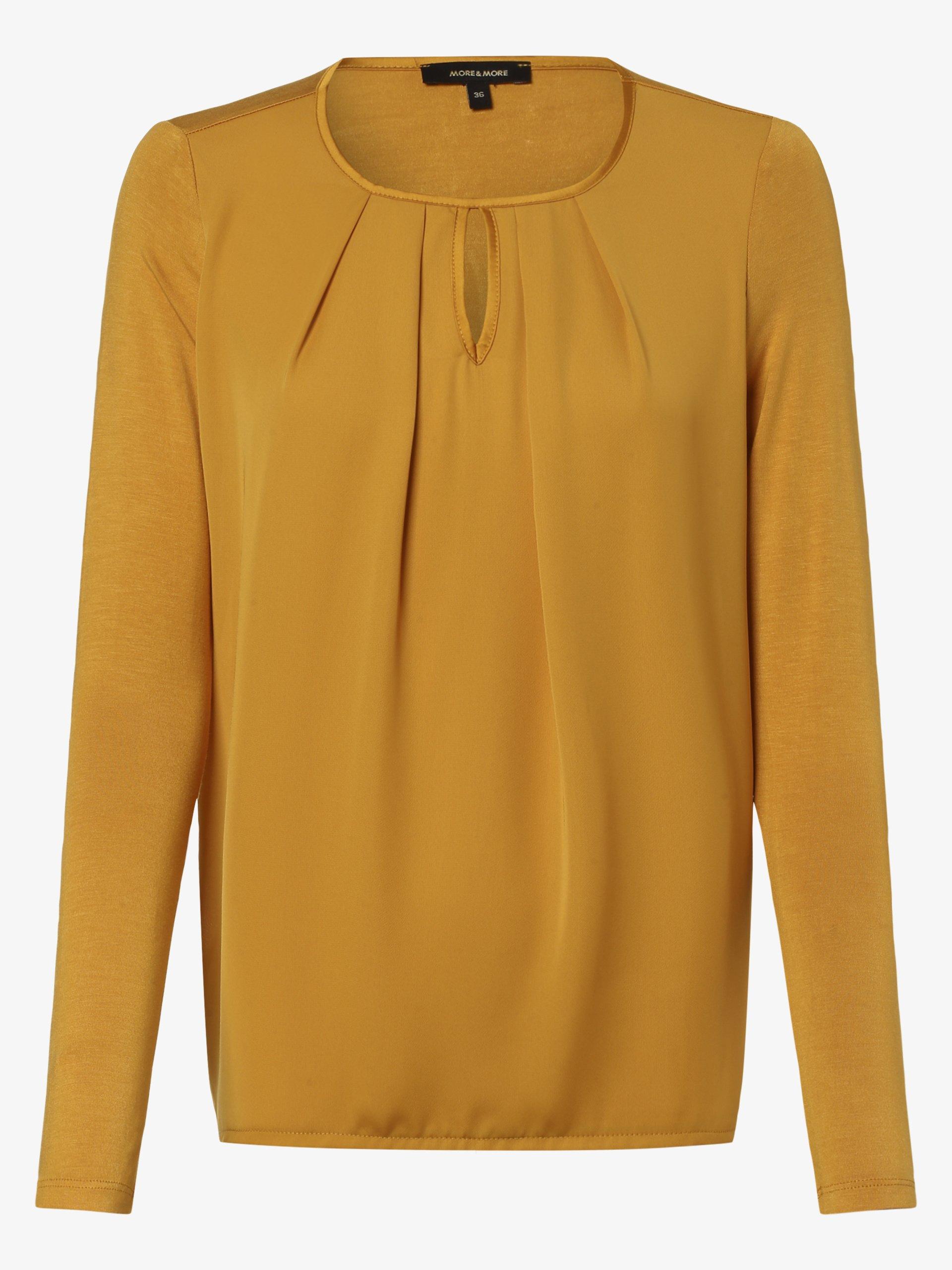 More & More Damen Blusenshirt