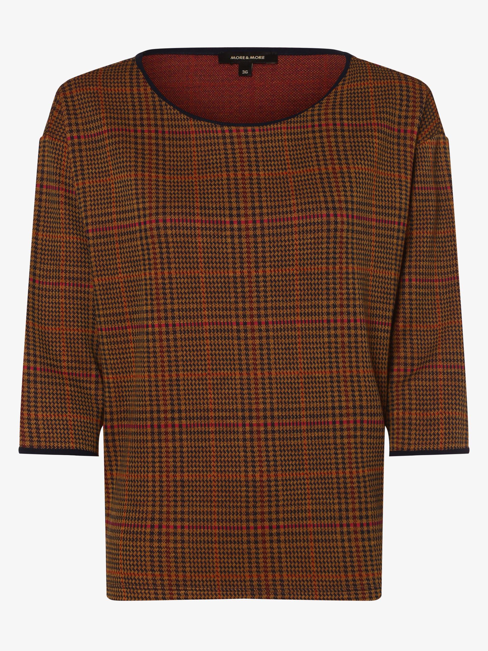 More & More Damen Shirt