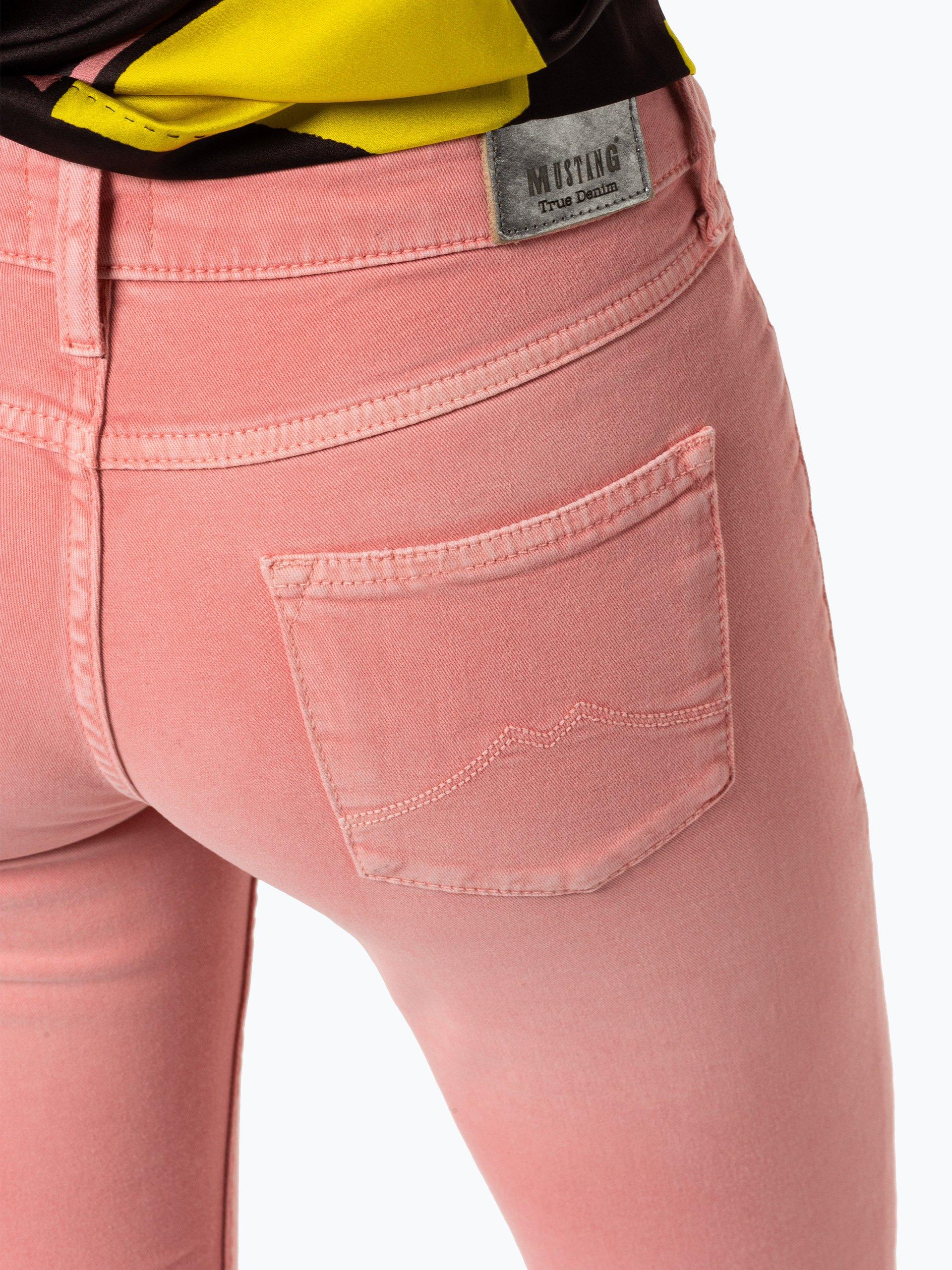 mustang damen jeans jasmin 7 8 online kaufen peek und. Black Bedroom Furniture Sets. Home Design Ideas