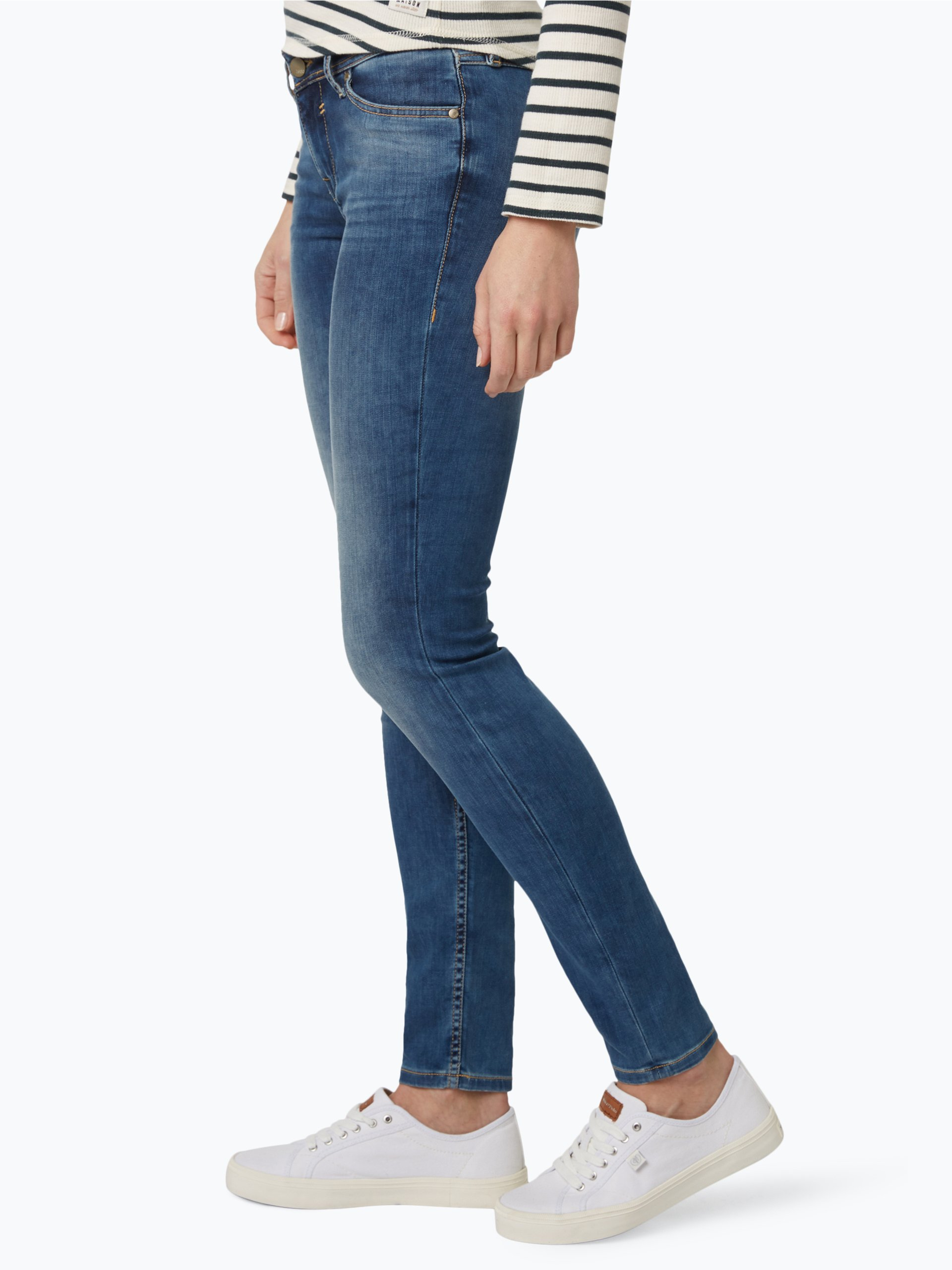 mustang damen jeans jasmin bleached uni online kaufen vangraaf com. Black Bedroom Furniture Sets. Home Design Ideas