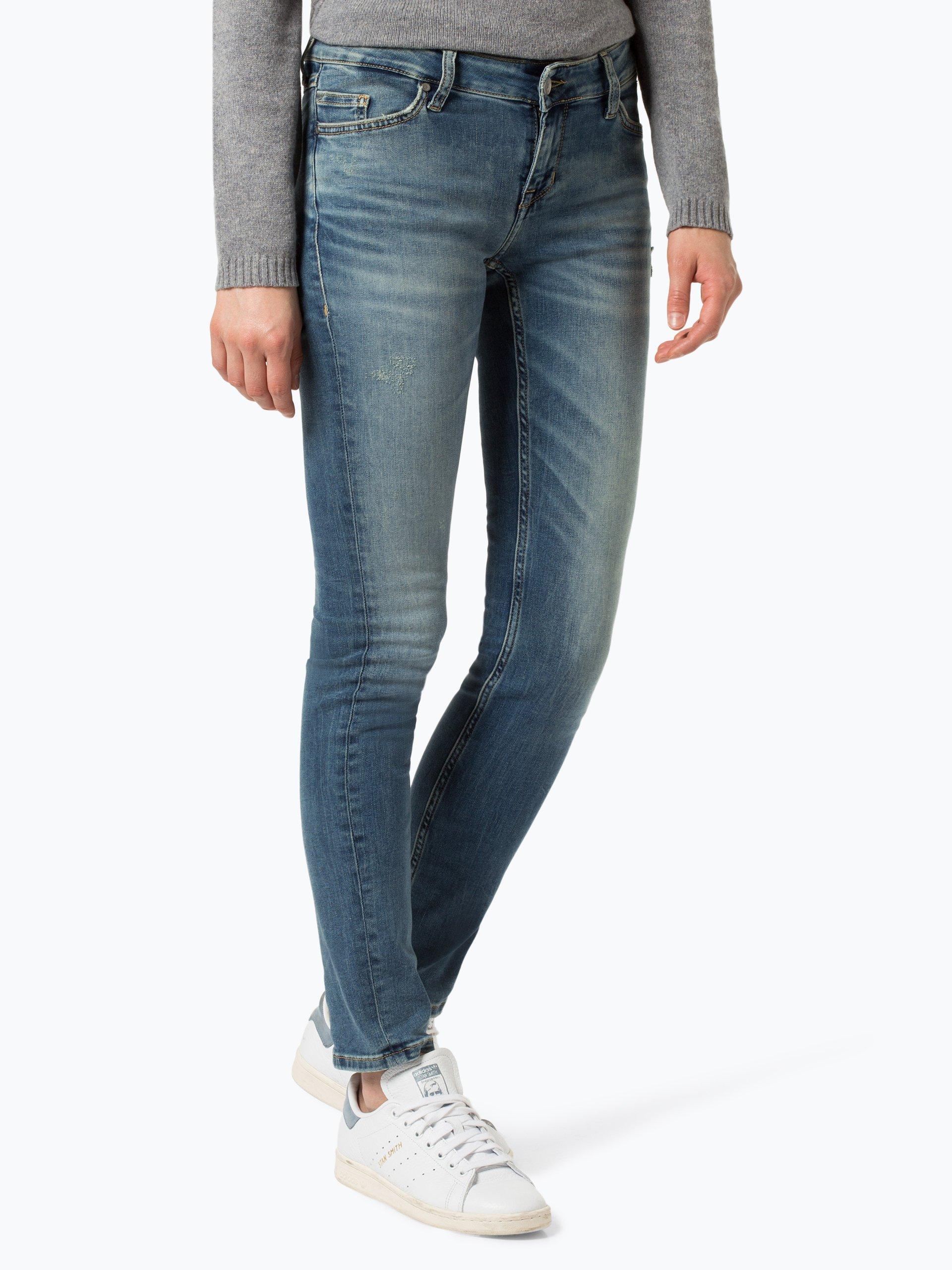 mustang damen jeans jasmin medium stone uni online kaufen peek und cloppenburg de. Black Bedroom Furniture Sets. Home Design Ideas