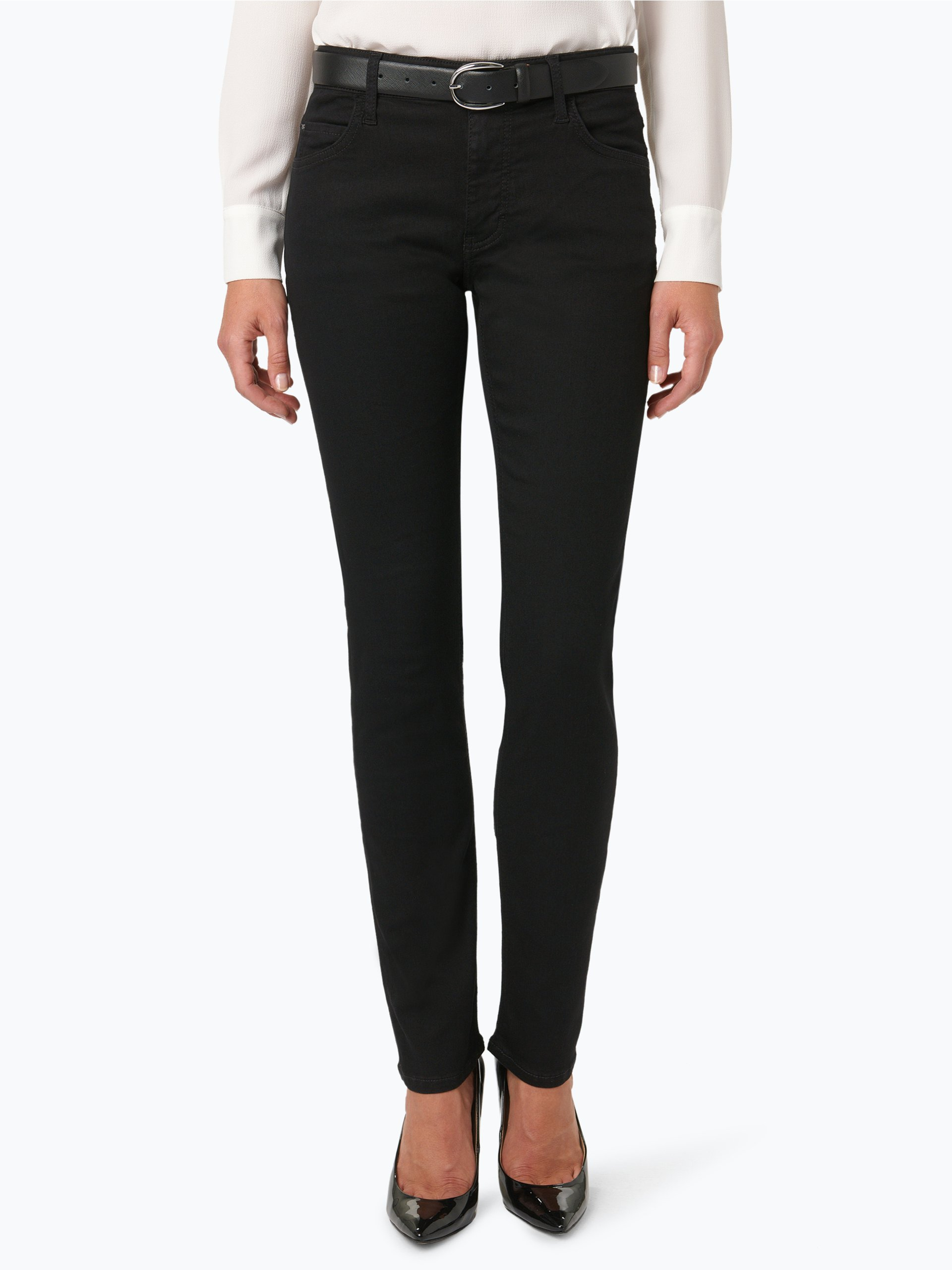 mustang damen jeans sissy schwarz uni online kaufen peek und cloppenburg de. Black Bedroom Furniture Sets. Home Design Ideas
