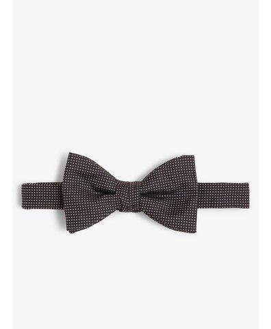 Muszka męska z jedwabiu – Bow tie dressy