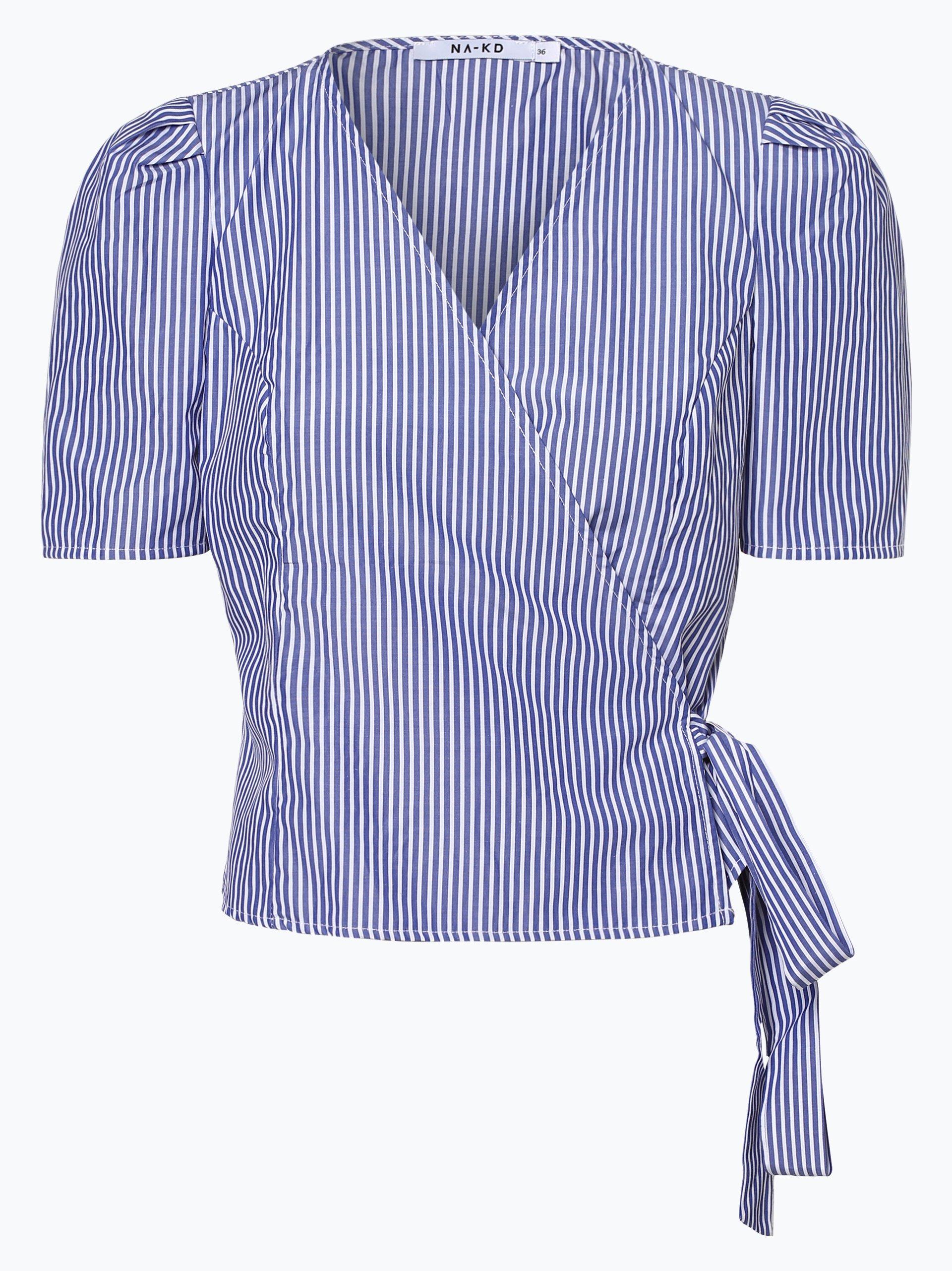 NA-KD Damen Bluse