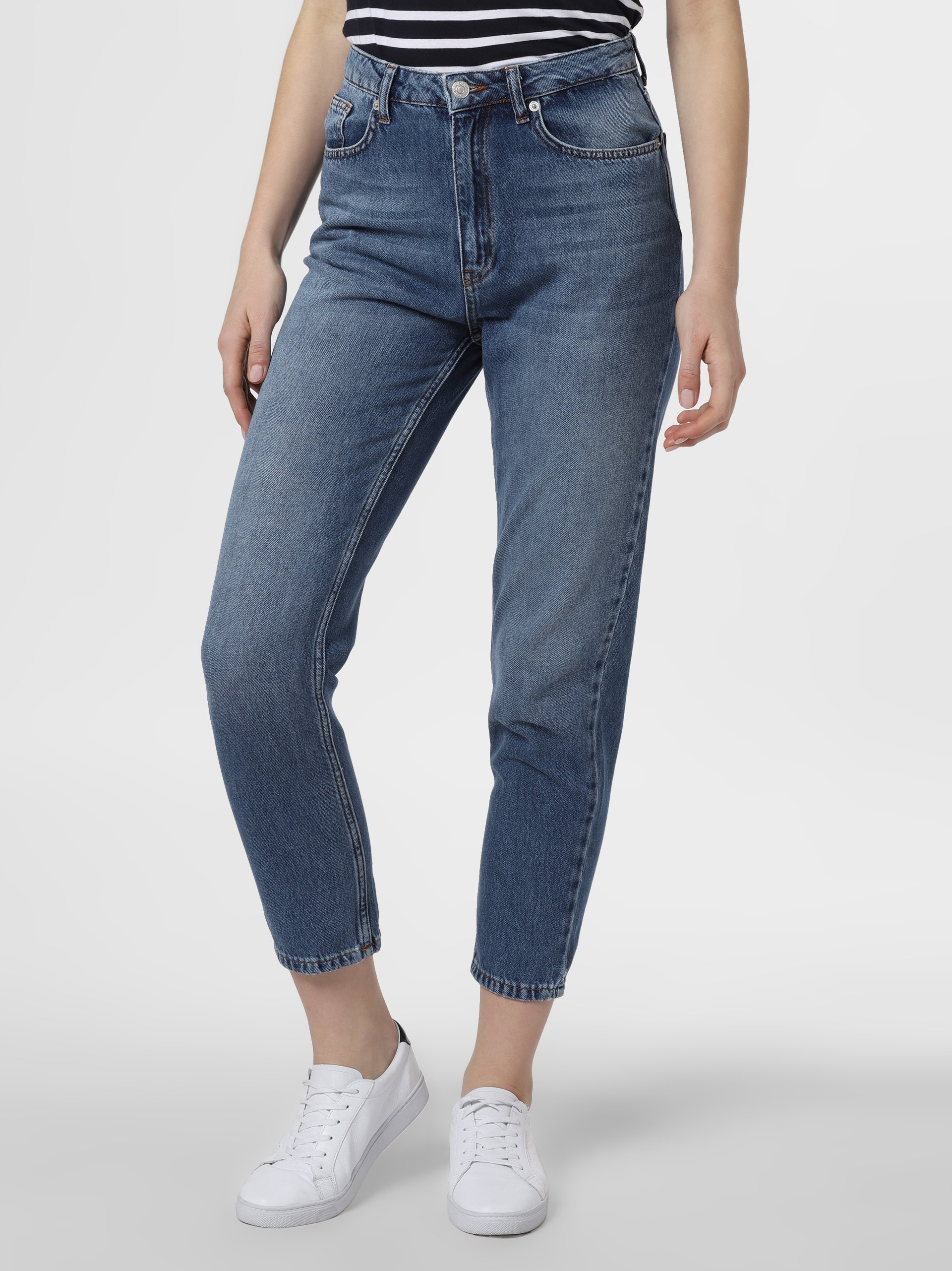 NA-KD Damen Jeans