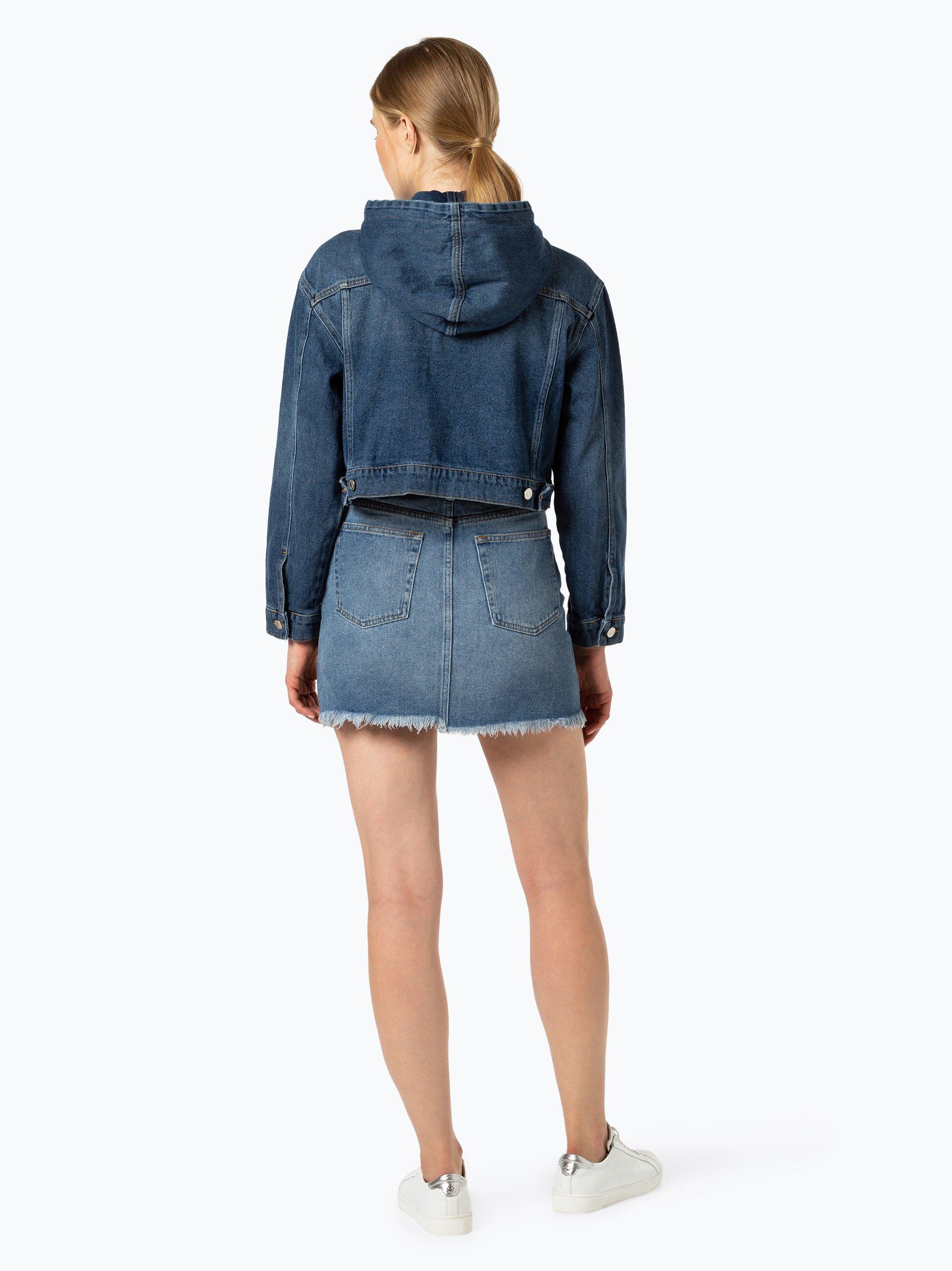 NA-KD Damen Jeansjacke