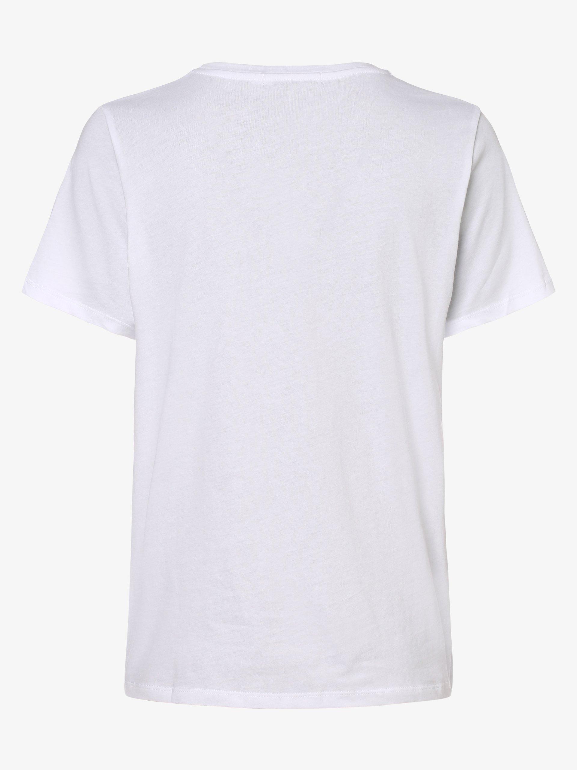 NA-KD Damen T-Shirt - Statue Tee