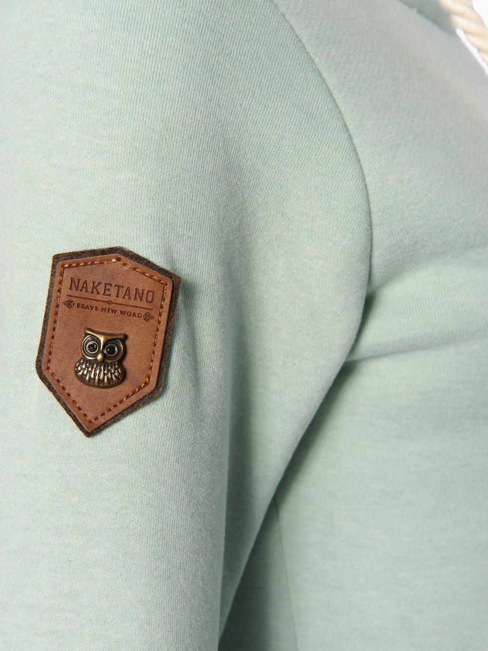 Naketano Damen Sweatshirt Darth IX schilf uni online