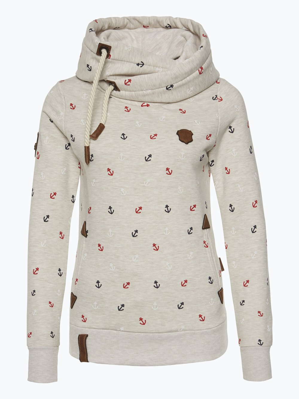 Naketano Damen Sweatshirt Guts Over Fear II online kaufen