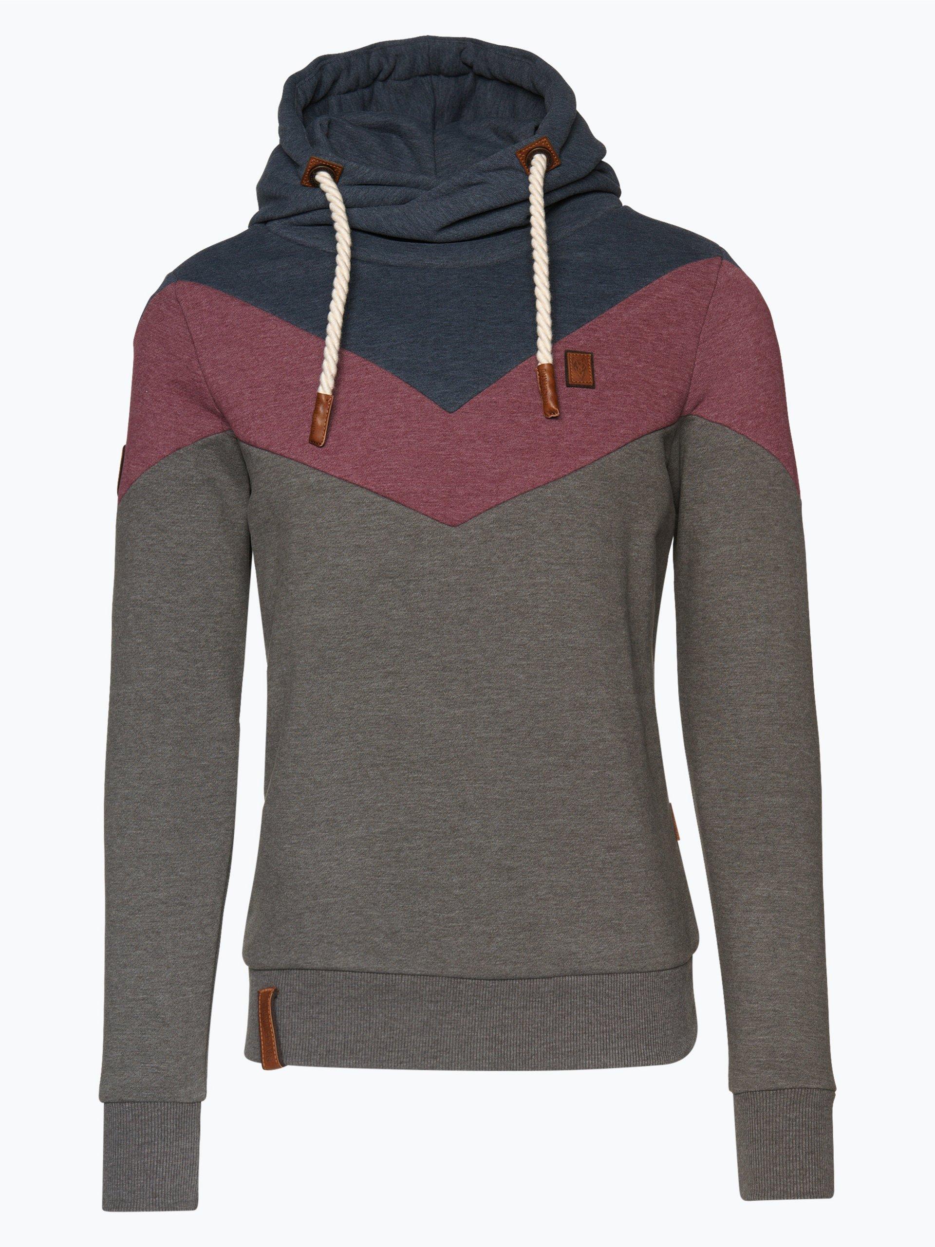 naketano herren sweatshirt anthrazit uni online kaufen. Black Bedroom Furniture Sets. Home Design Ideas