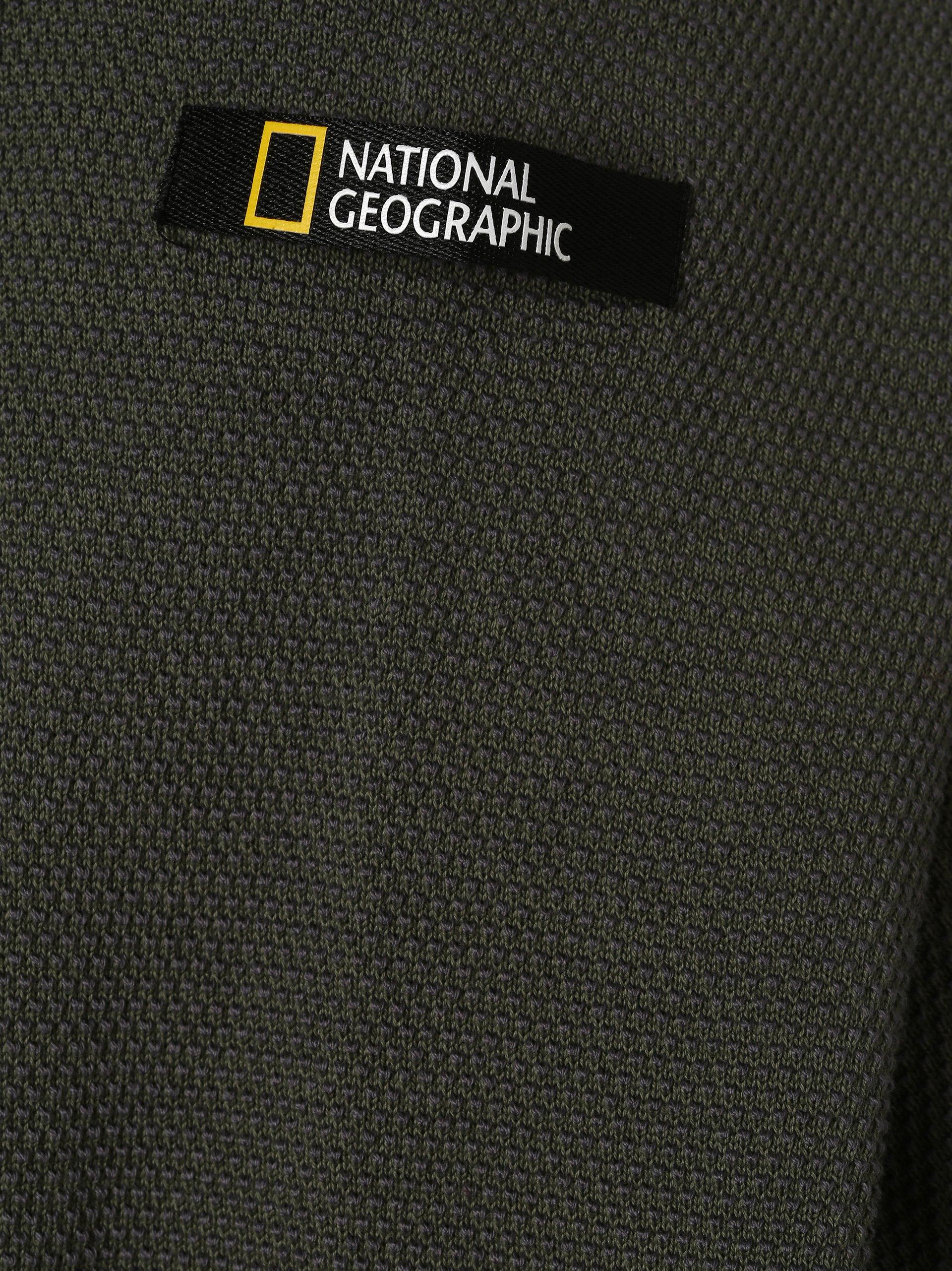 National Geographic Sweter męski