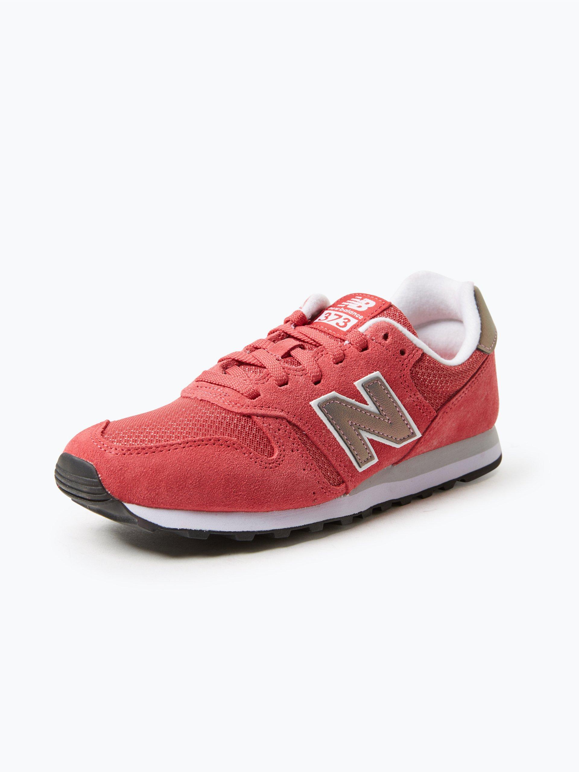 New Balance Damen Sneaker mit Leder-Anteil