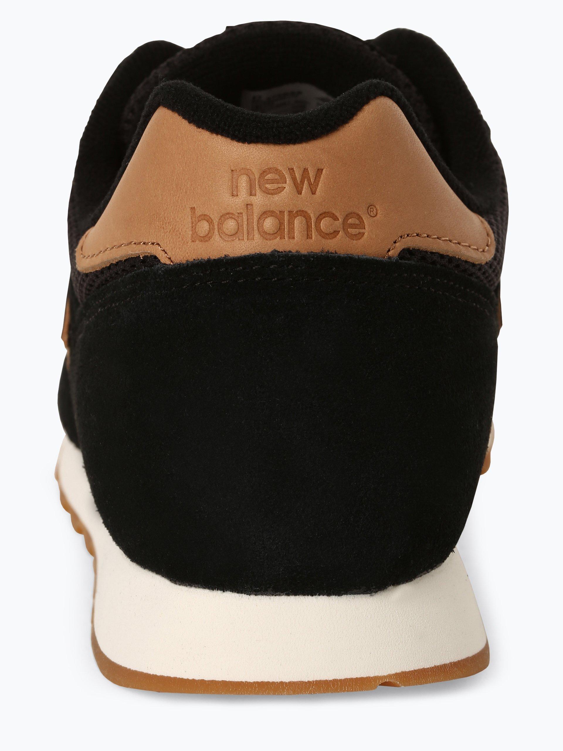 New Balance Tenisówki męskie z dodatkiem skóry