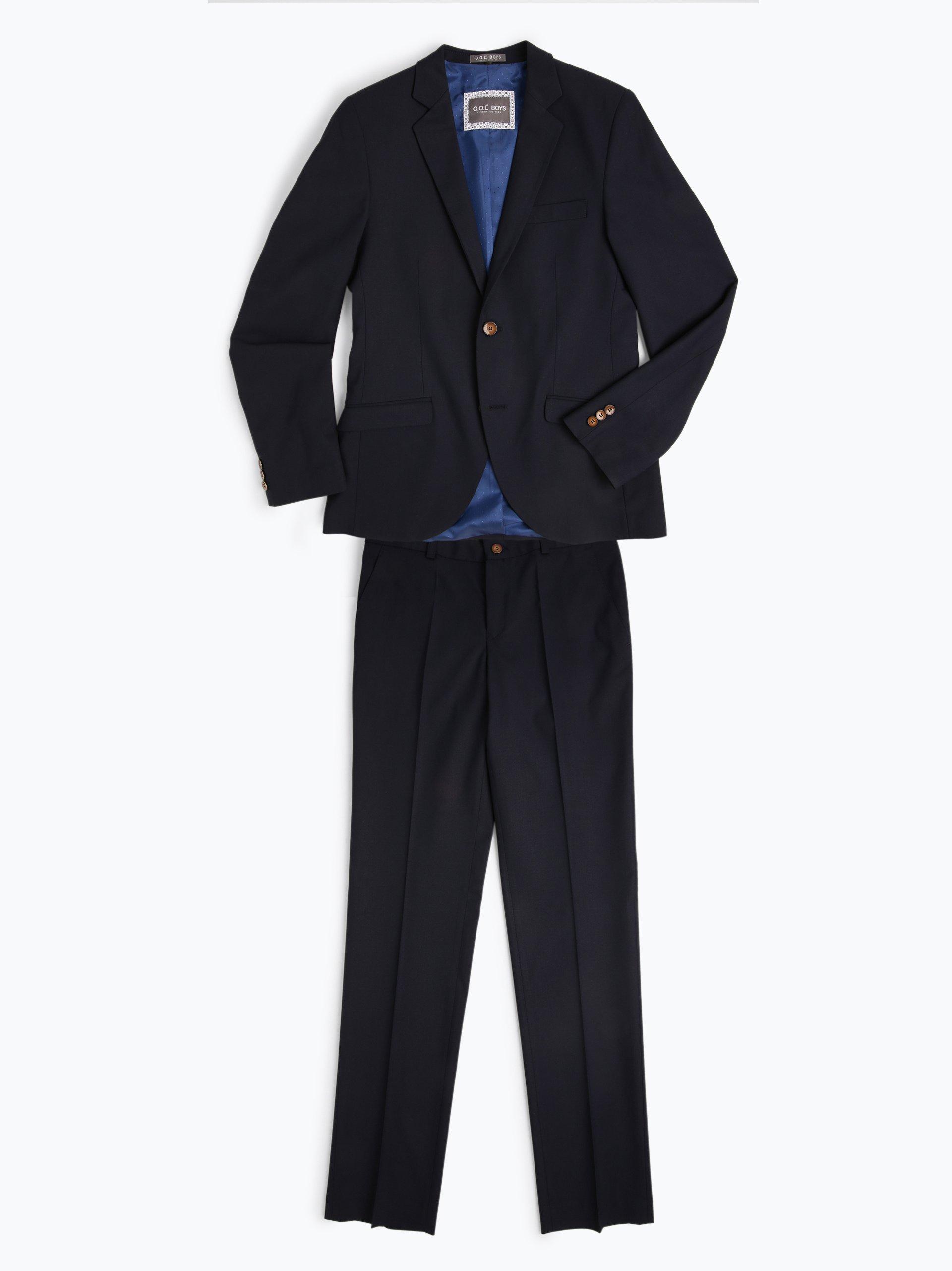 New G.O.L. Jungen Anzug Slim Fit