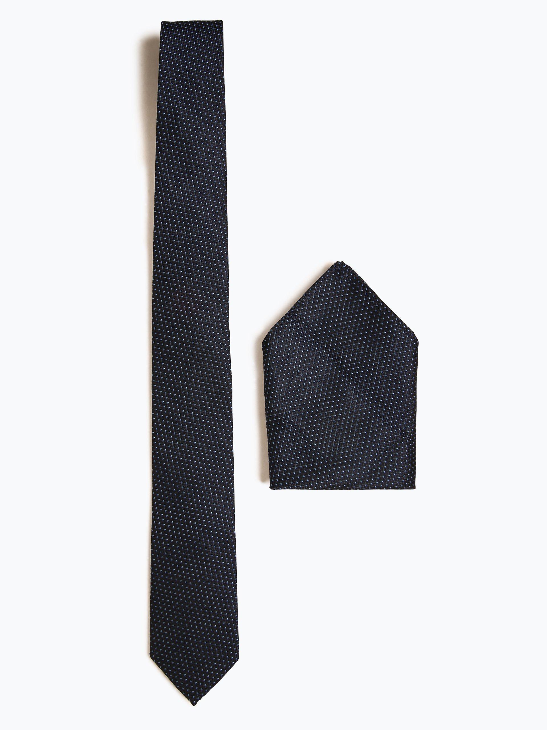 New G.O.L. Jungen Krawatte und Einstecktuch