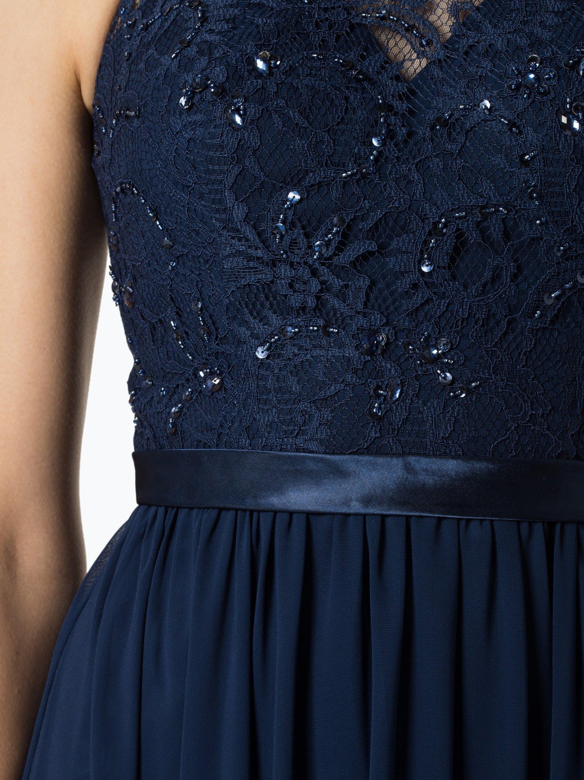 Niente Damska sukienka wieczorowa z etolą
