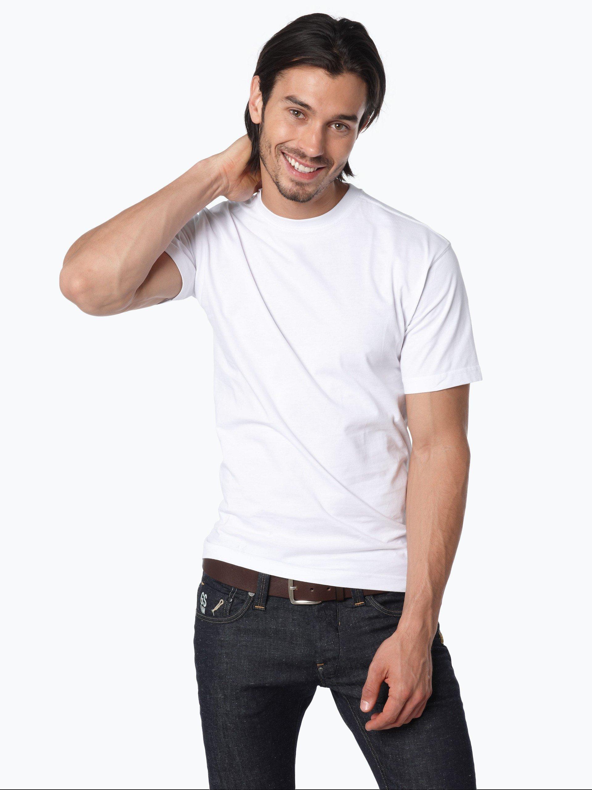 Nils Sundström Herren T-Shirt im 2er Pack
