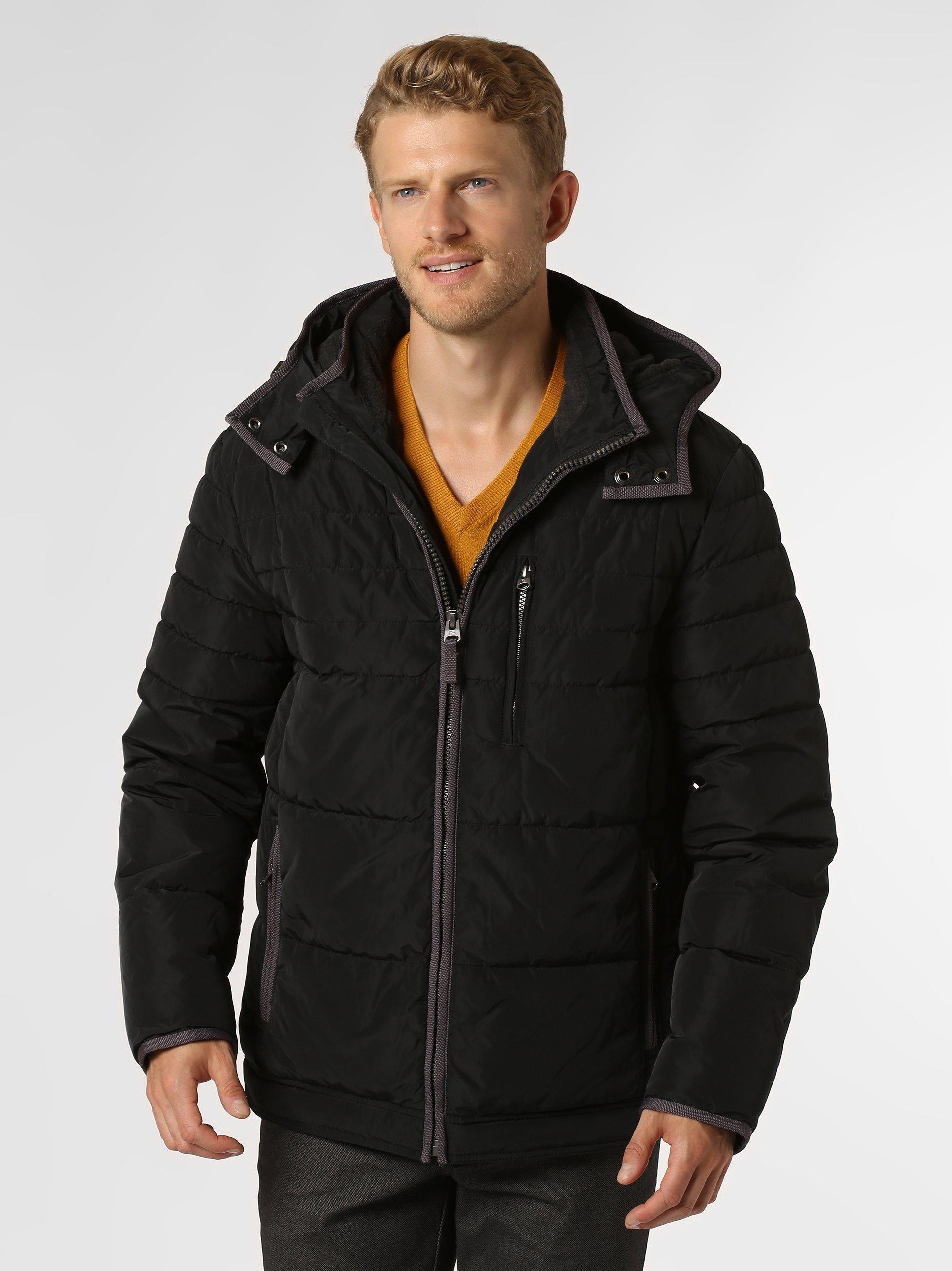 Nils Sundström Męska kurtka pikowana