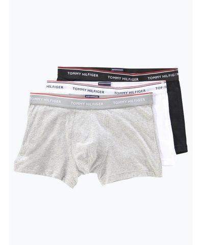 Obcisłe bokserki męskie – bawełna ze stretchem pakowane po 3 szt.