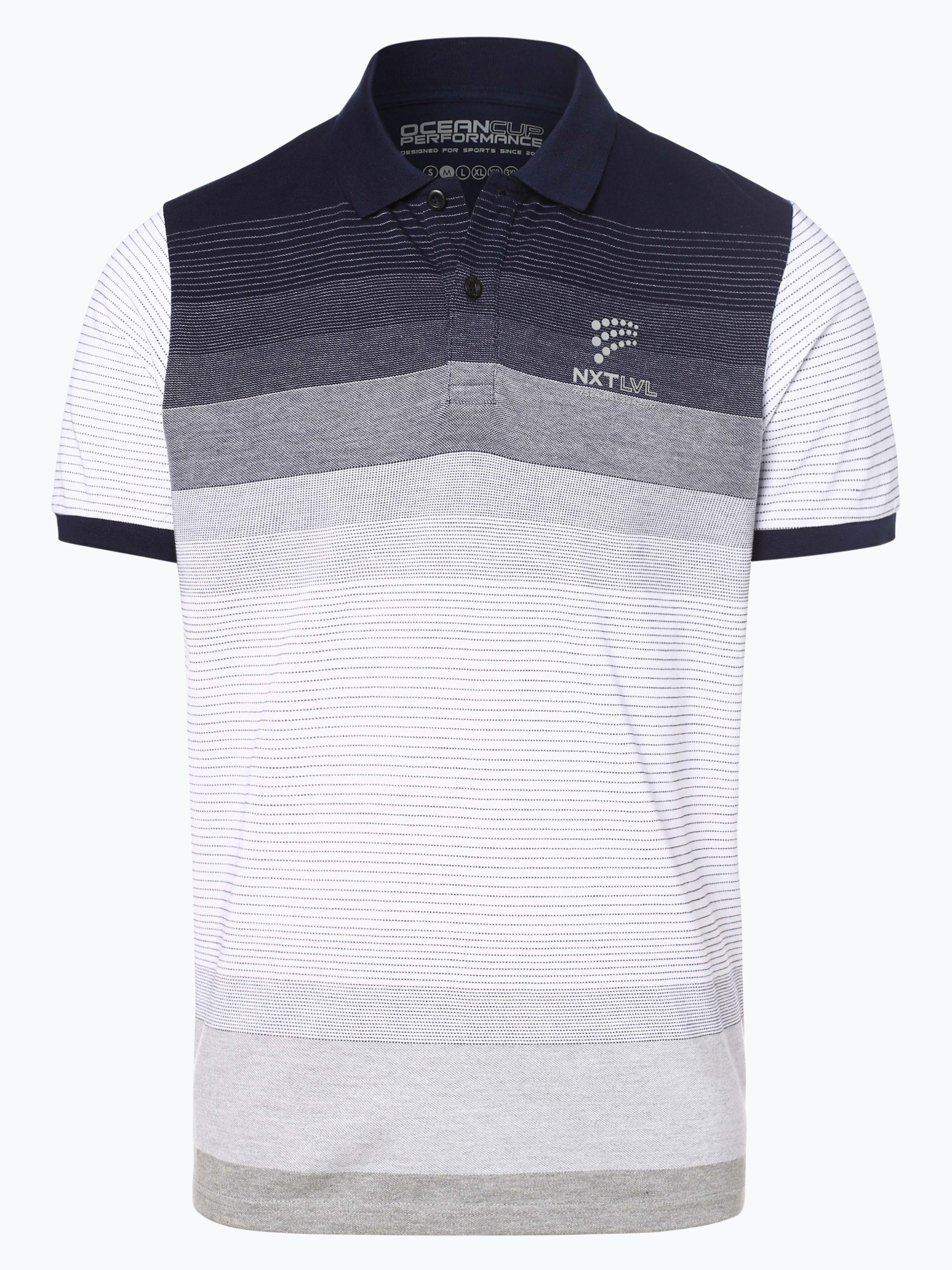 Ocean Cup Herren Poloshirt