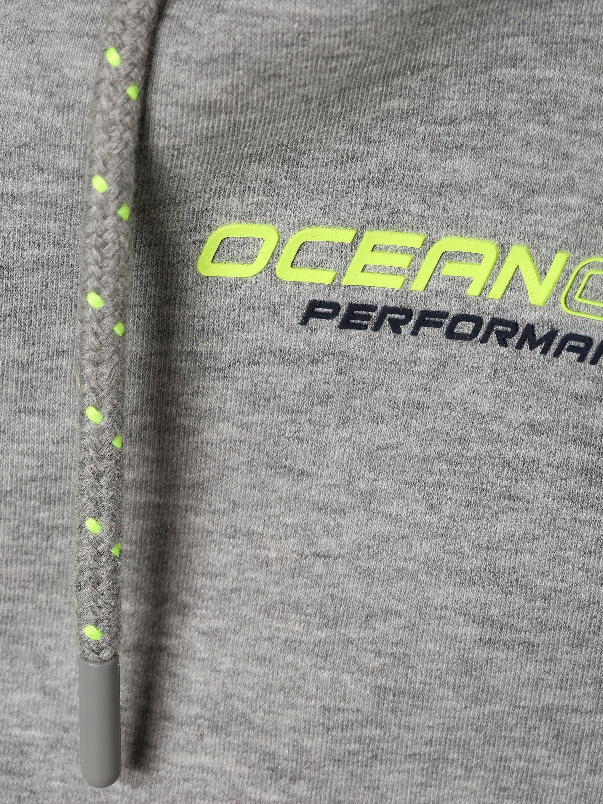 Ocean Cup Męska bluza rozpinana