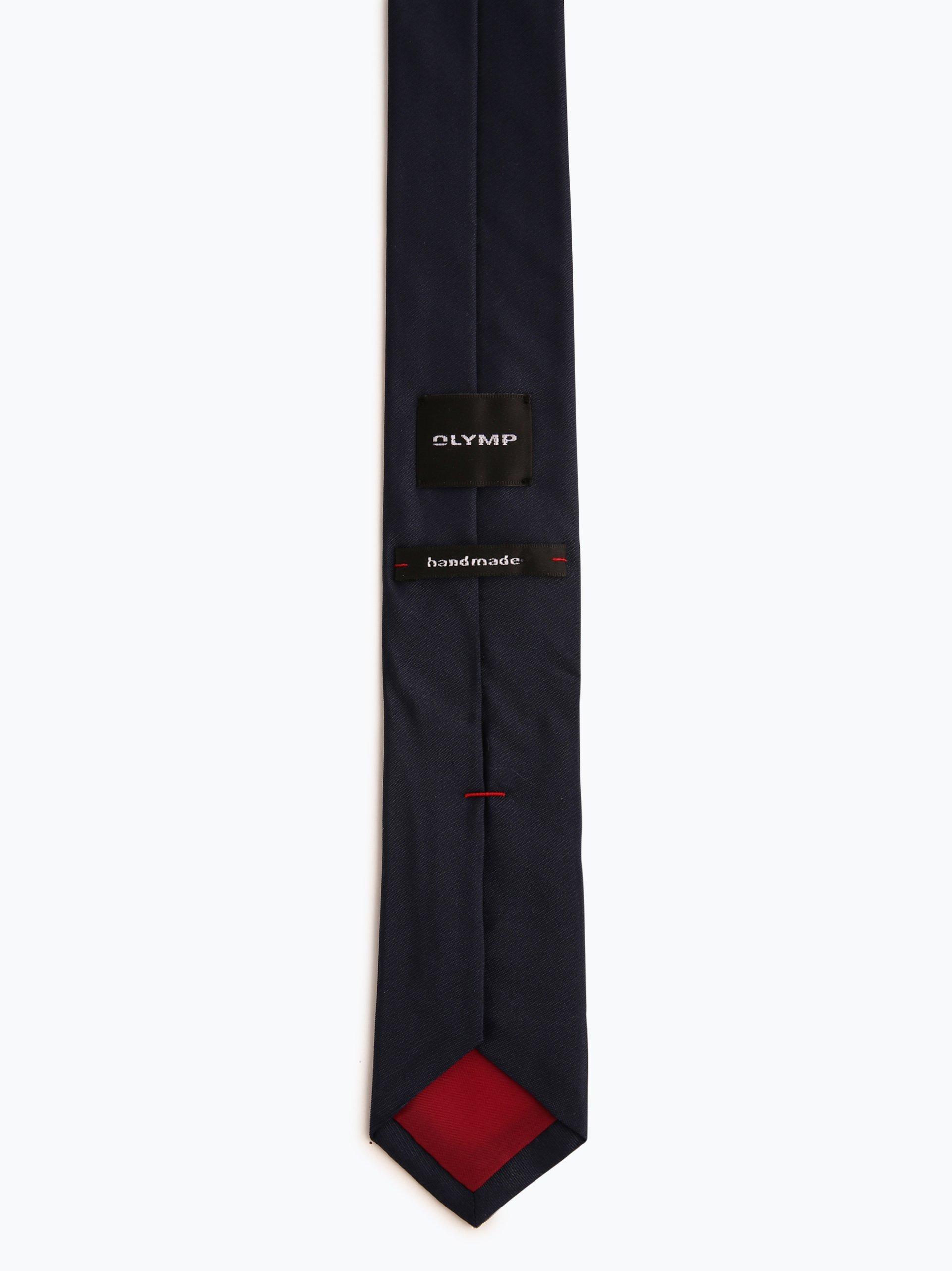 olymp level 5 krawat jedwabny m ski kup online vangraaf com. Black Bedroom Furniture Sets. Home Design Ideas