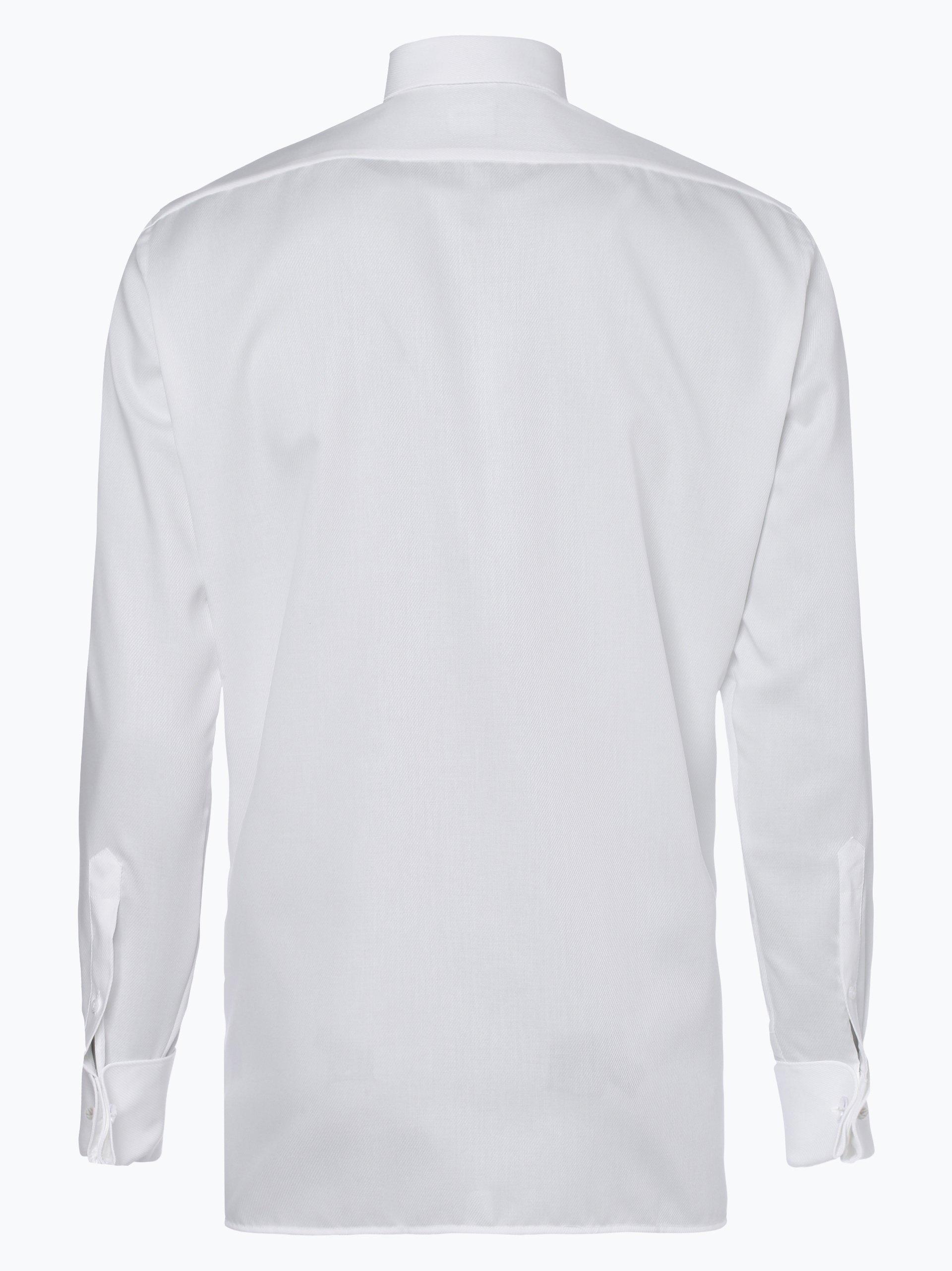 OLYMP Luxor modern fit Herren Hemd Bügelfrei mit Umschlagmanschetten