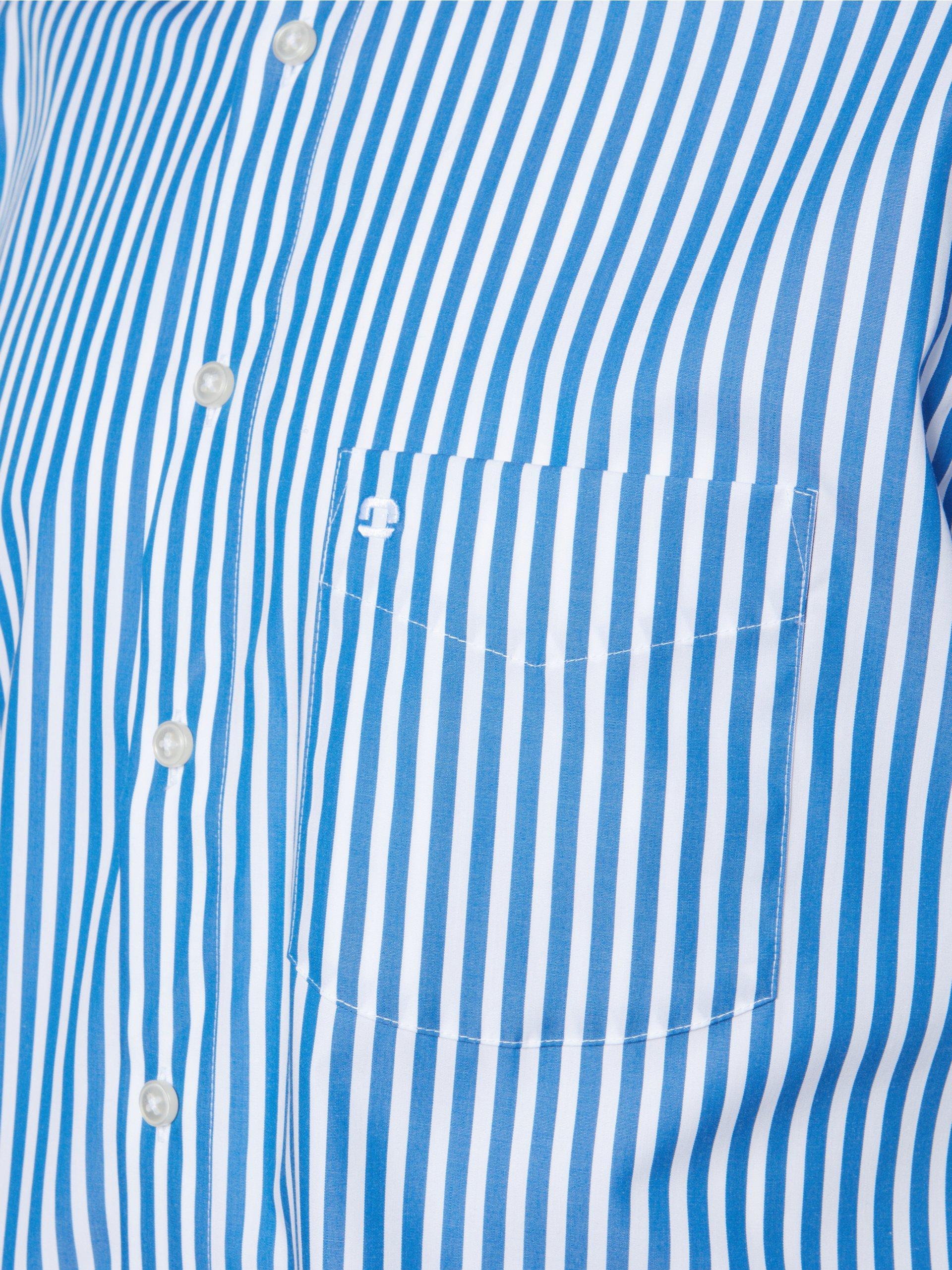 OLYMP Luxor modern fit Herren Hemd Bügelfrei