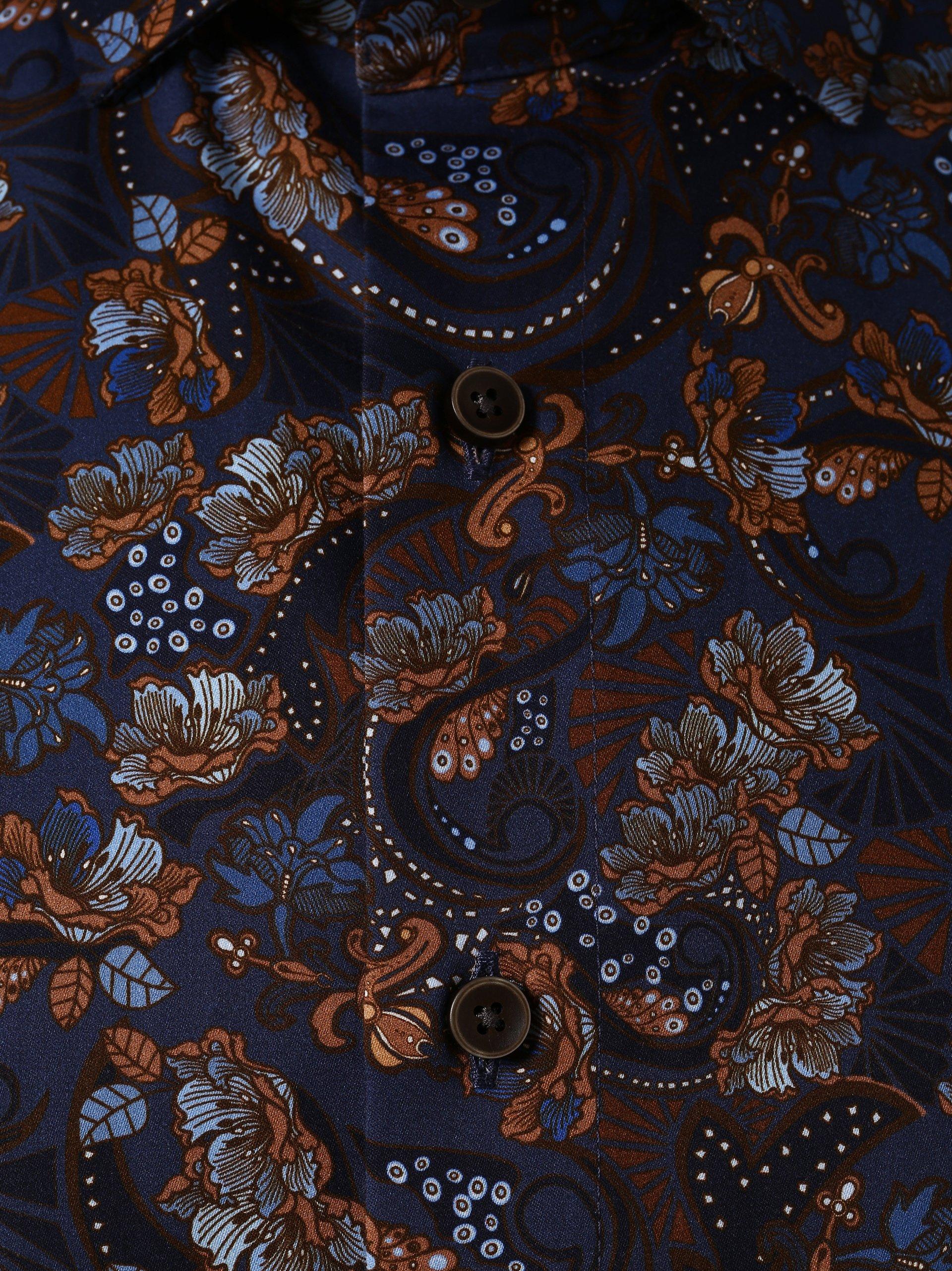 OLYMP Luxor modern fit Herren Hemd - Bügelfrei