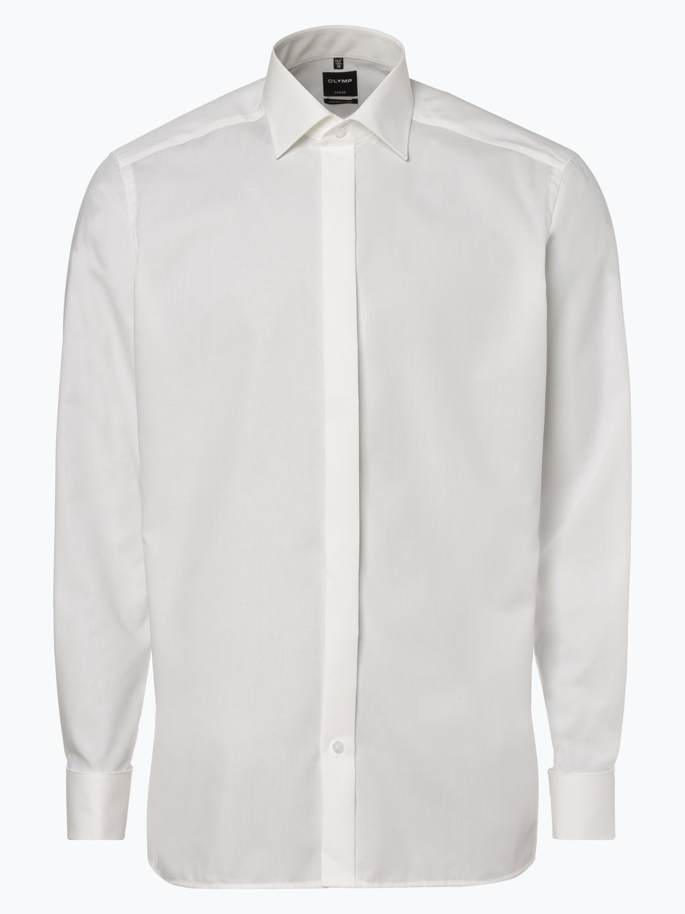 online retailer 207db cb0db Herren Hemd mit Umschlagmanschetten - Bügelfrei