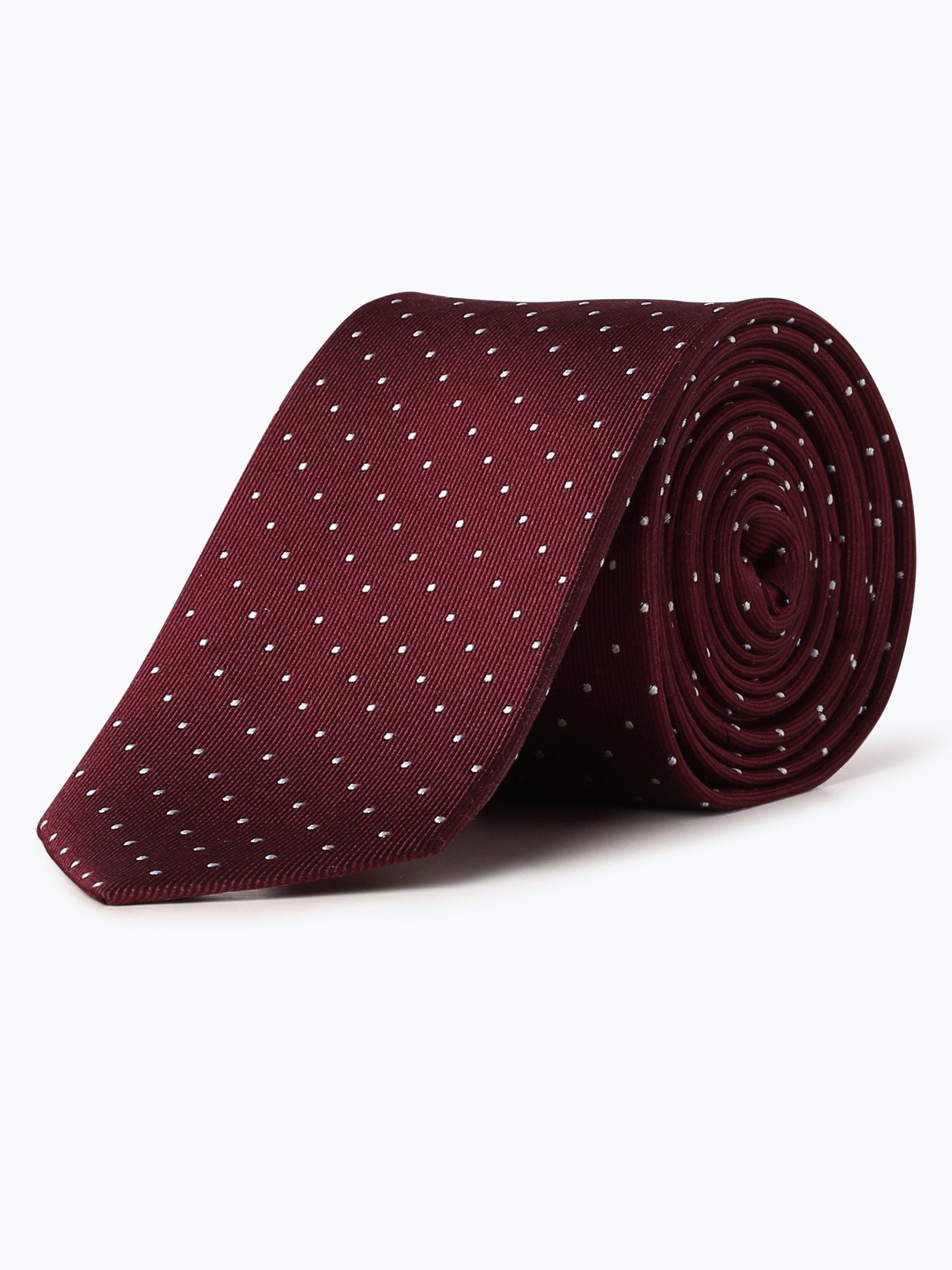 OLYMP Luxor modern Fit Krawat jedwabny męski