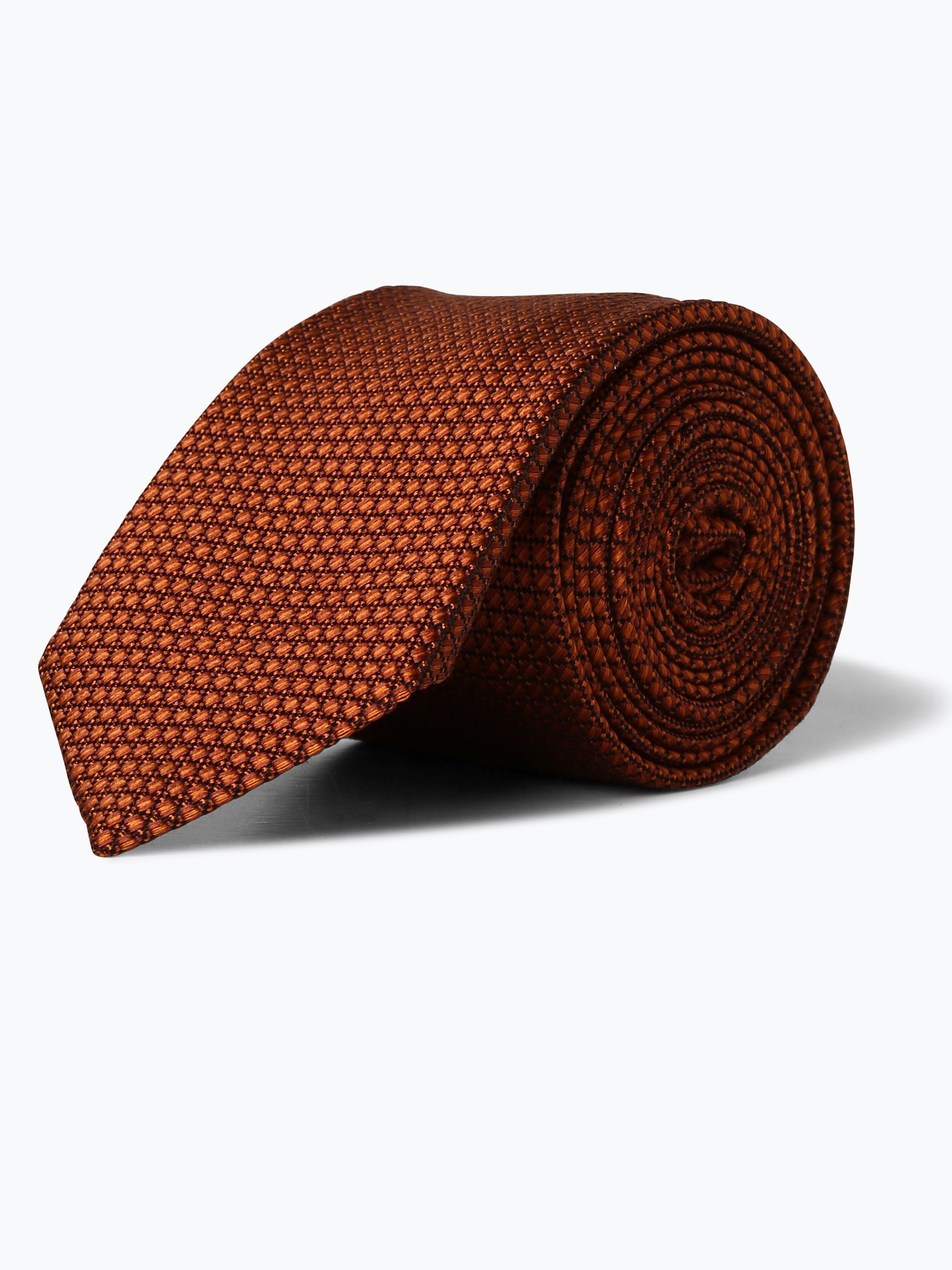 Olymp Modern Fit Herren Krawatte aus Seide
