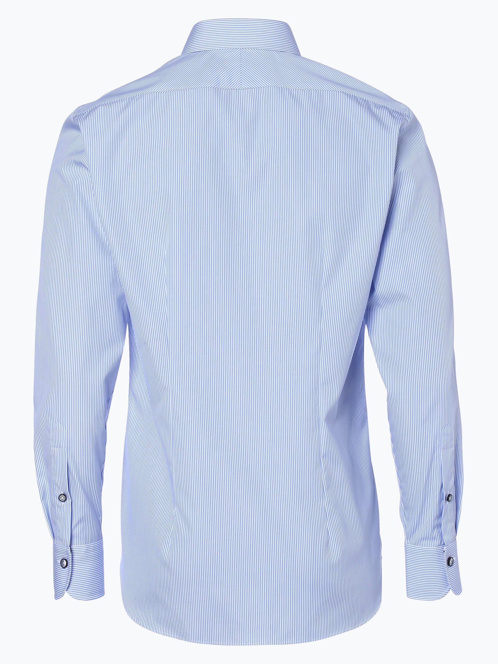 OLYMP SIGNATURE Koszula męska z tkaniny typu two ply
