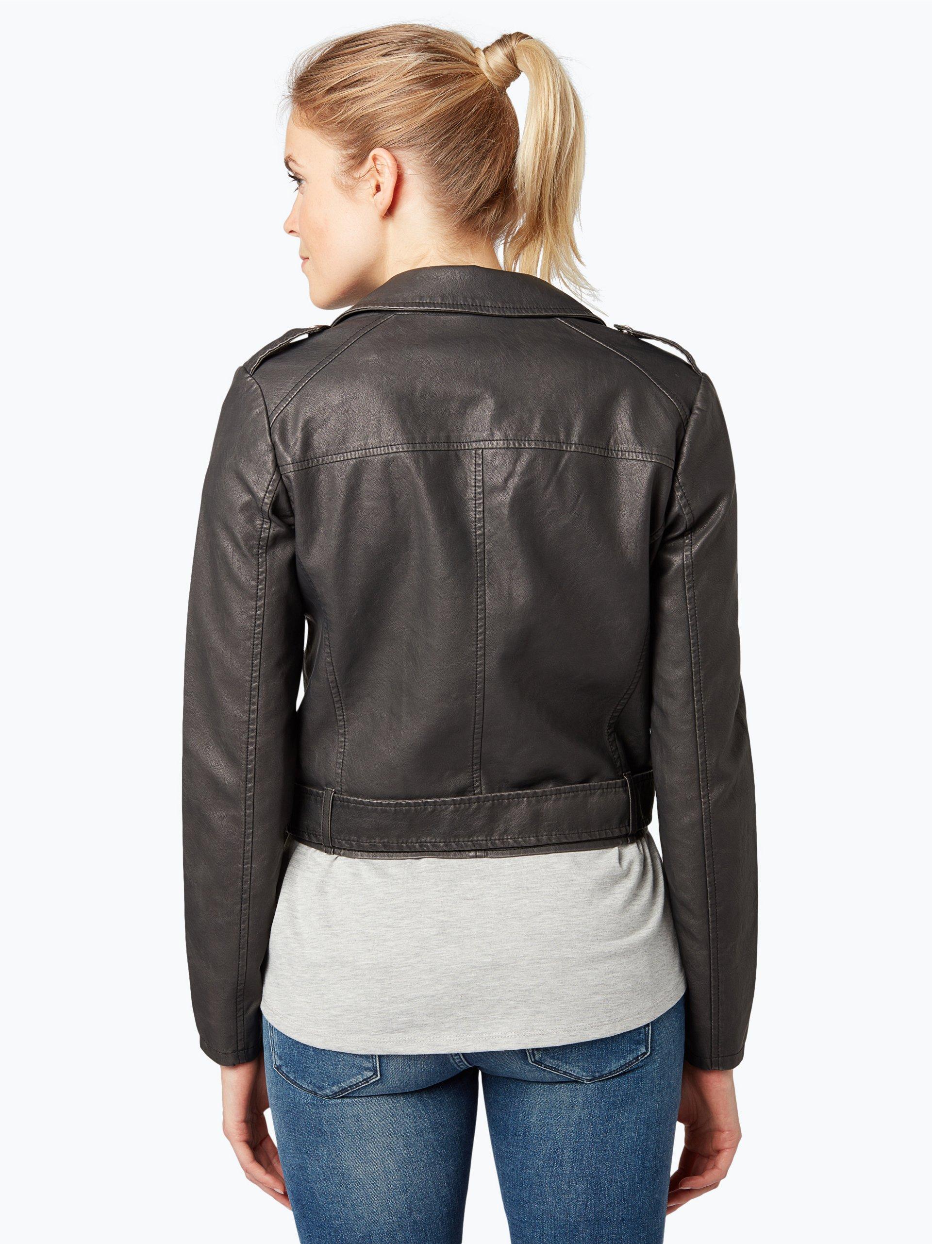 ONLY Damen Jacke in Leder-Optik - Luna
