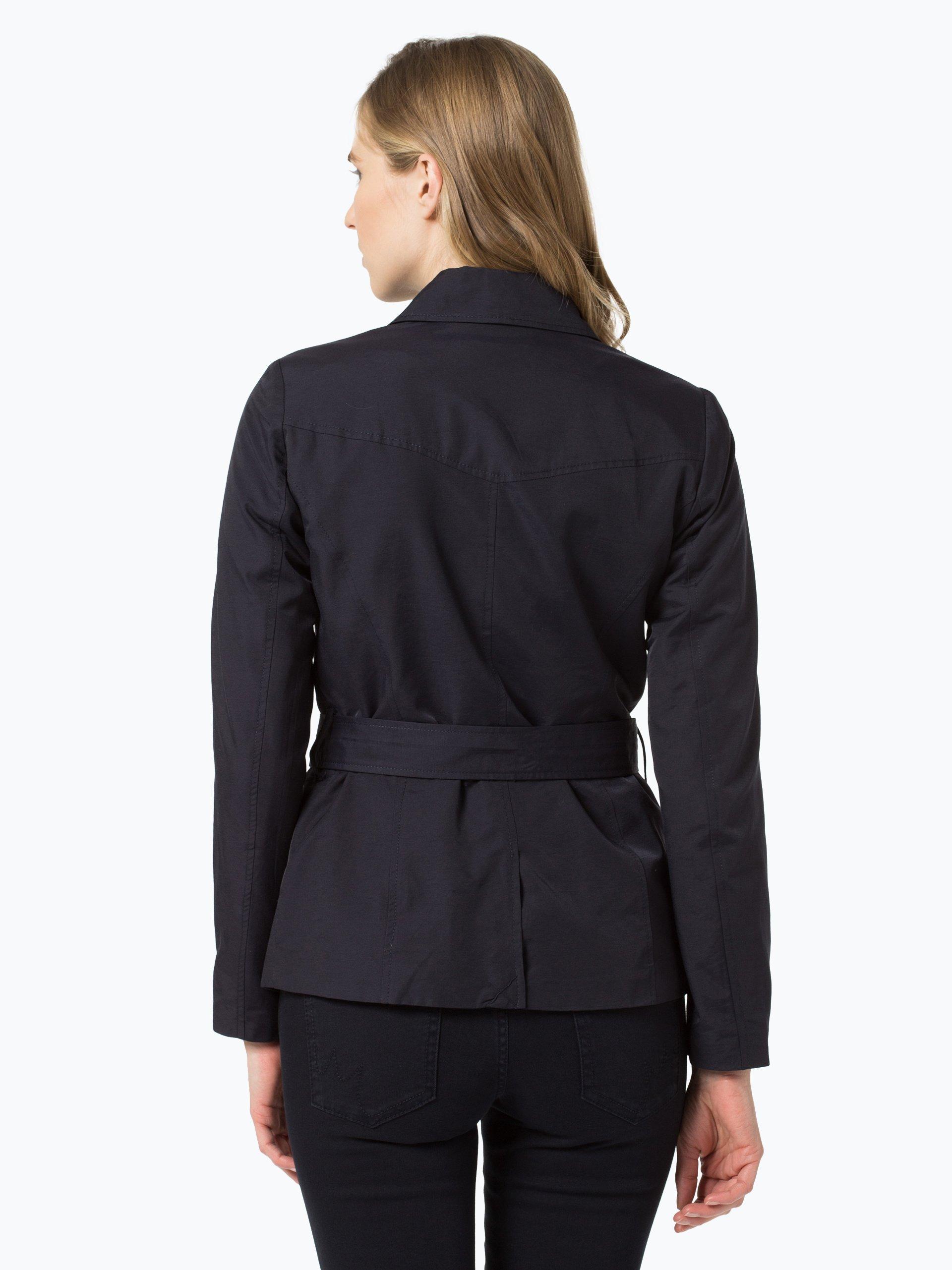 Only damen jacke lucy marine uni online kaufen for Garderobe jacke