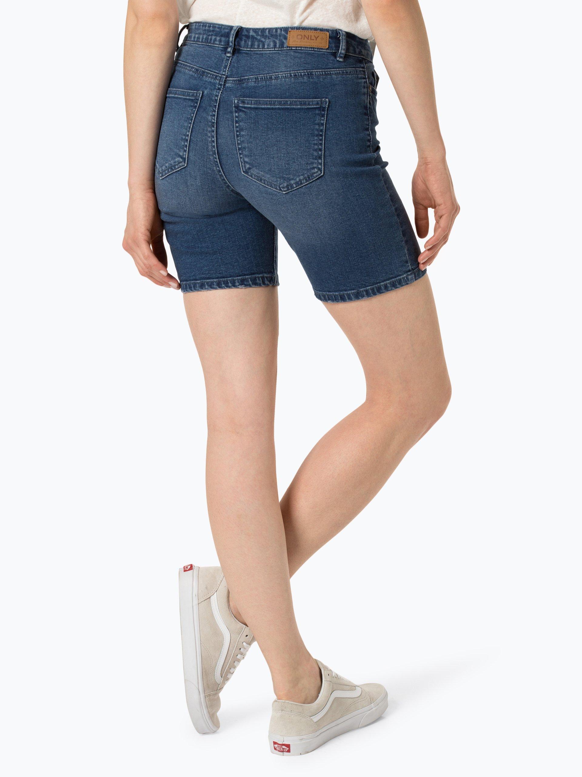 ONLY Damen Jeansshorts - Corin