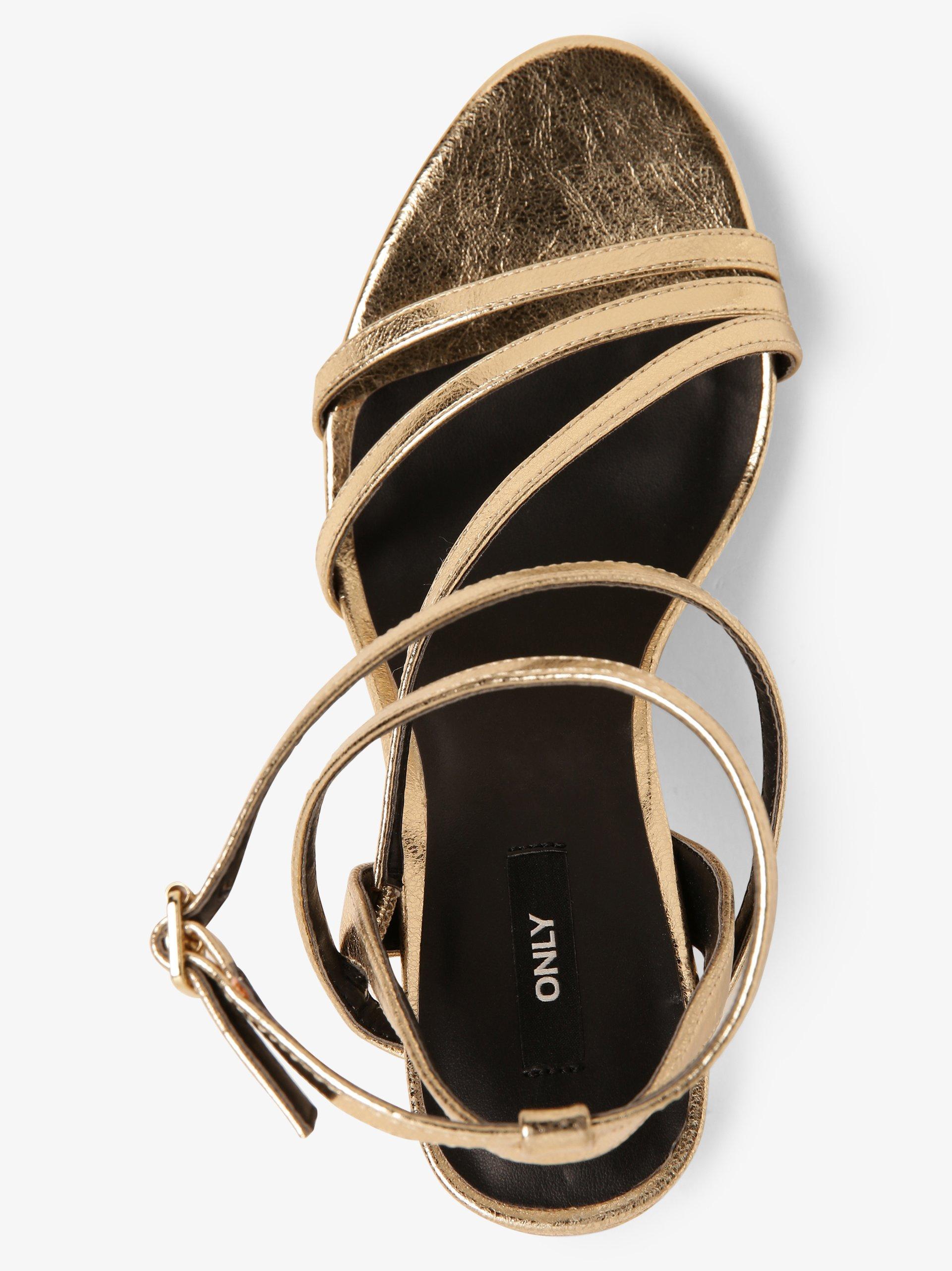 ONLY Damskie sandały na obcasie