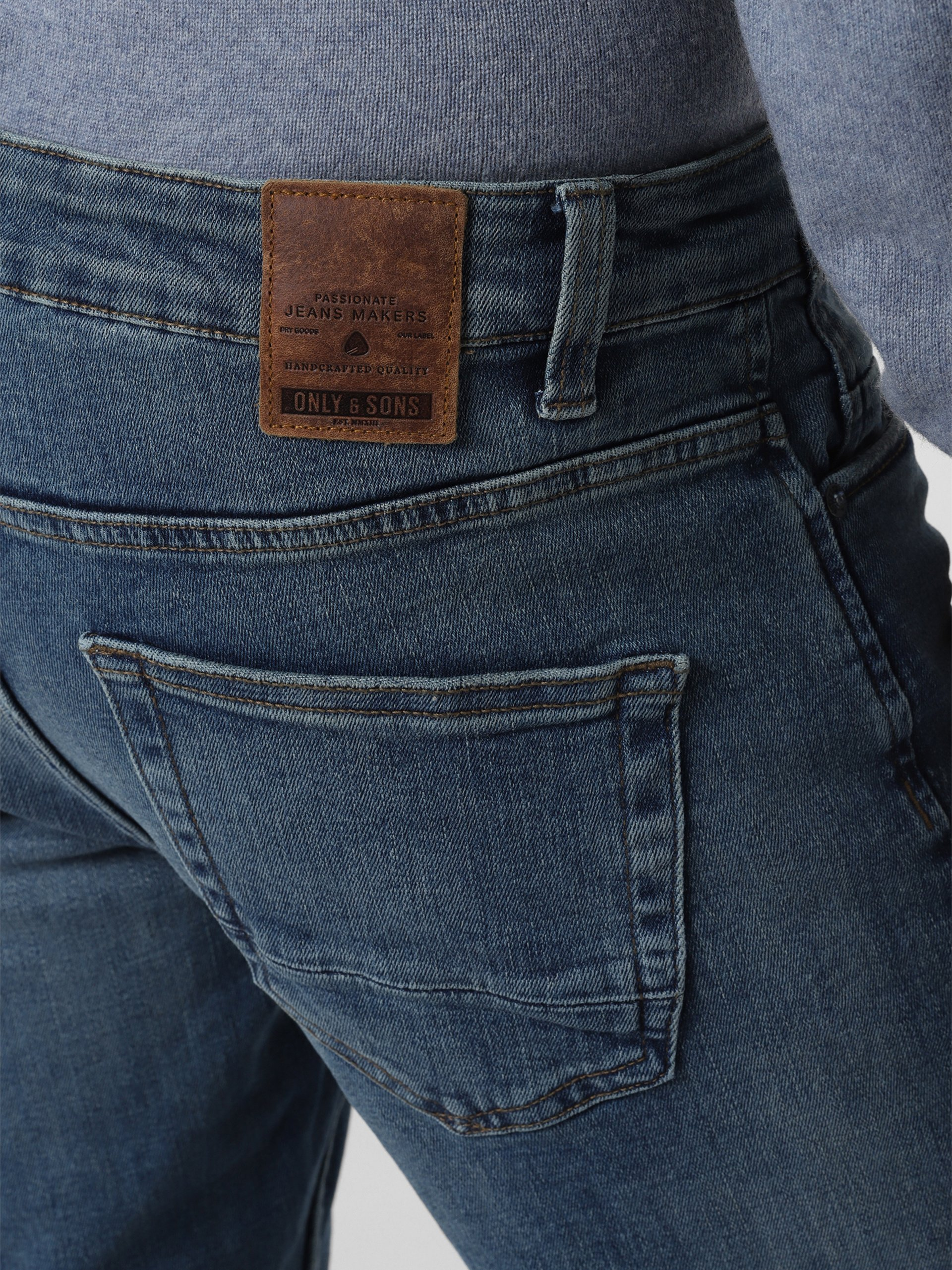 Only&Sons Herren Jeans - Onsweft