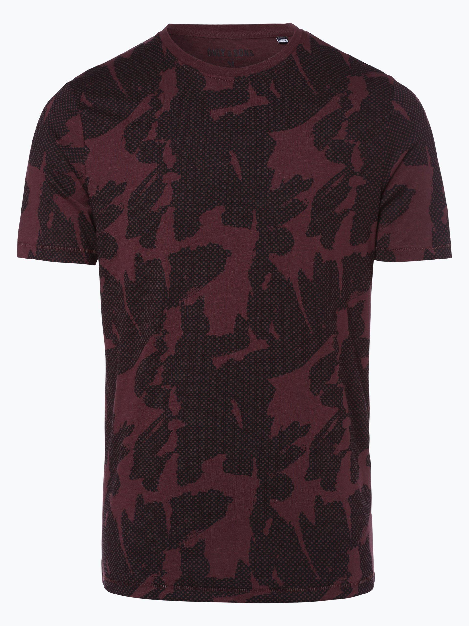 Only&Sons Herren T-Shirt - Manfred
