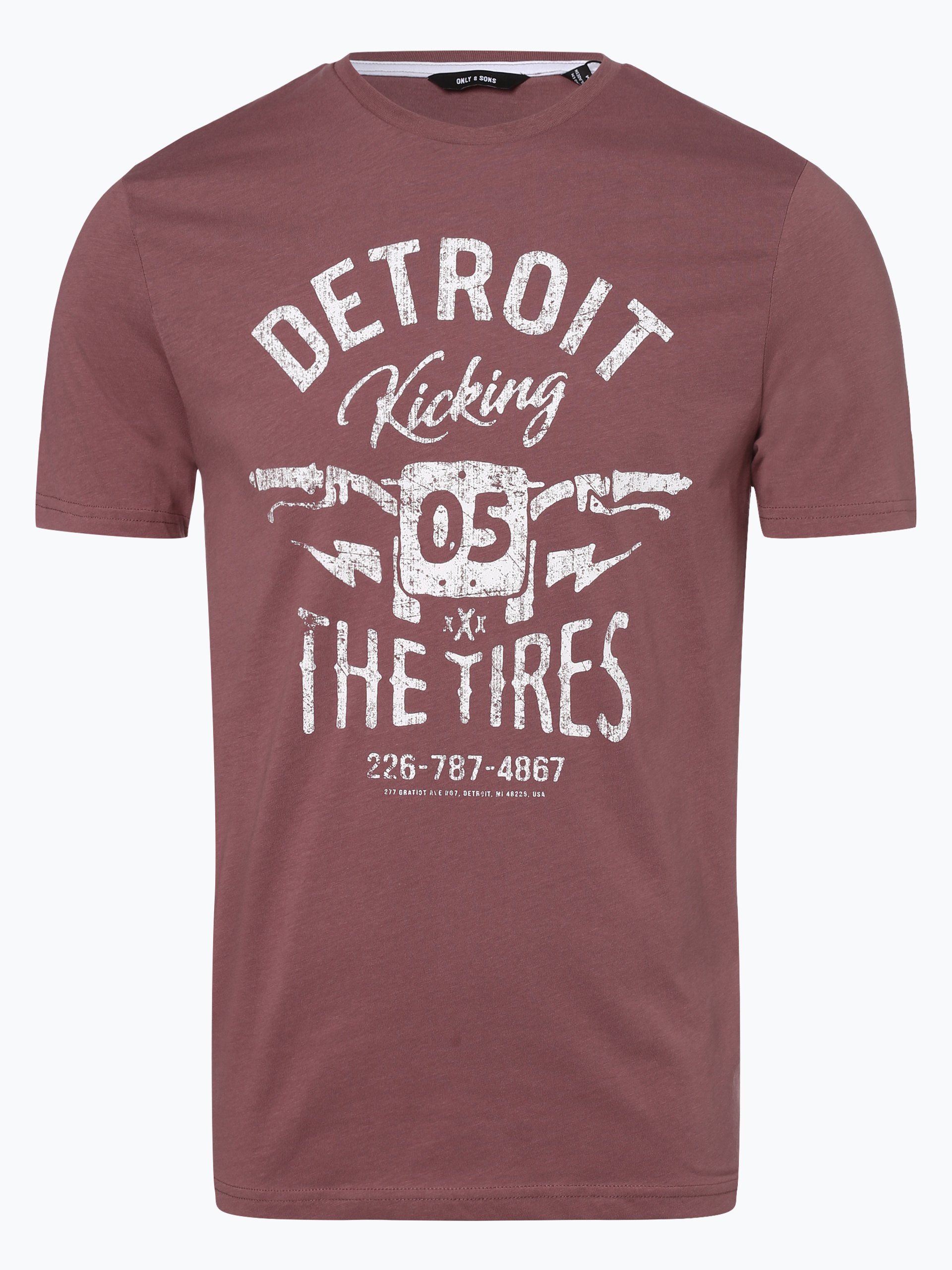Only&Sons Herren T-Shirt - Onselmo