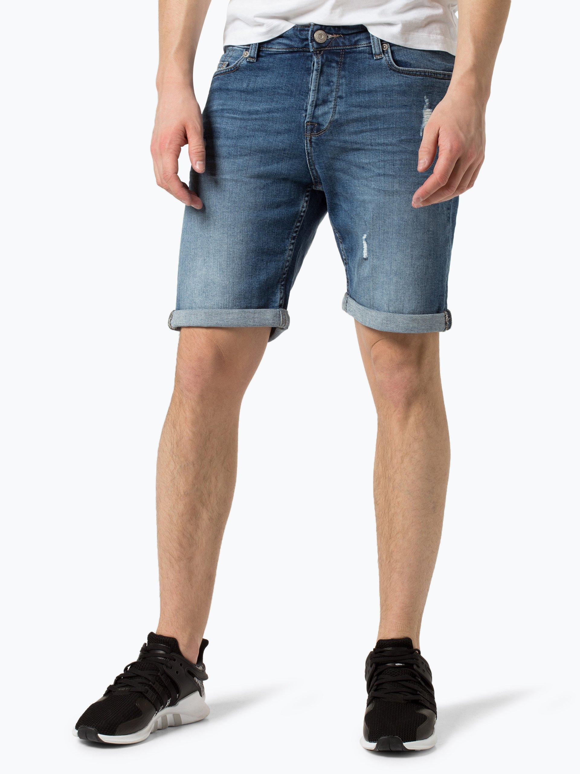 Only&Sons Męskie spodenki jeansowe
